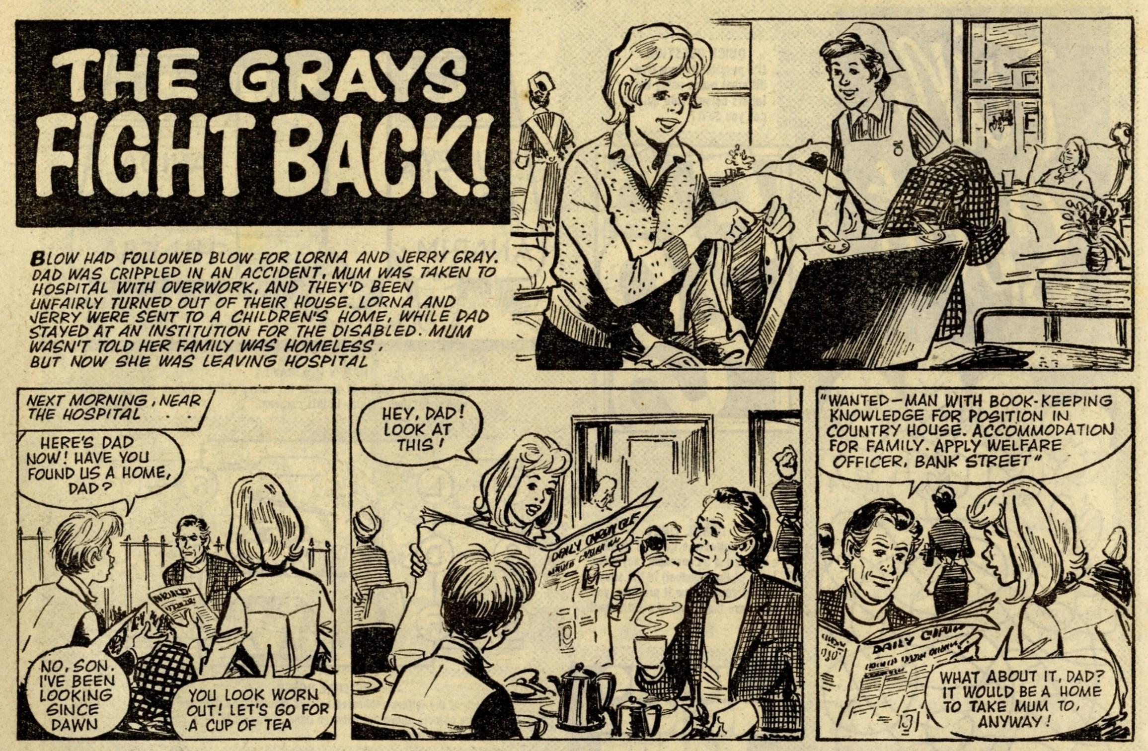 The Grays Fight Back!: Robert MacGillivray (artist)