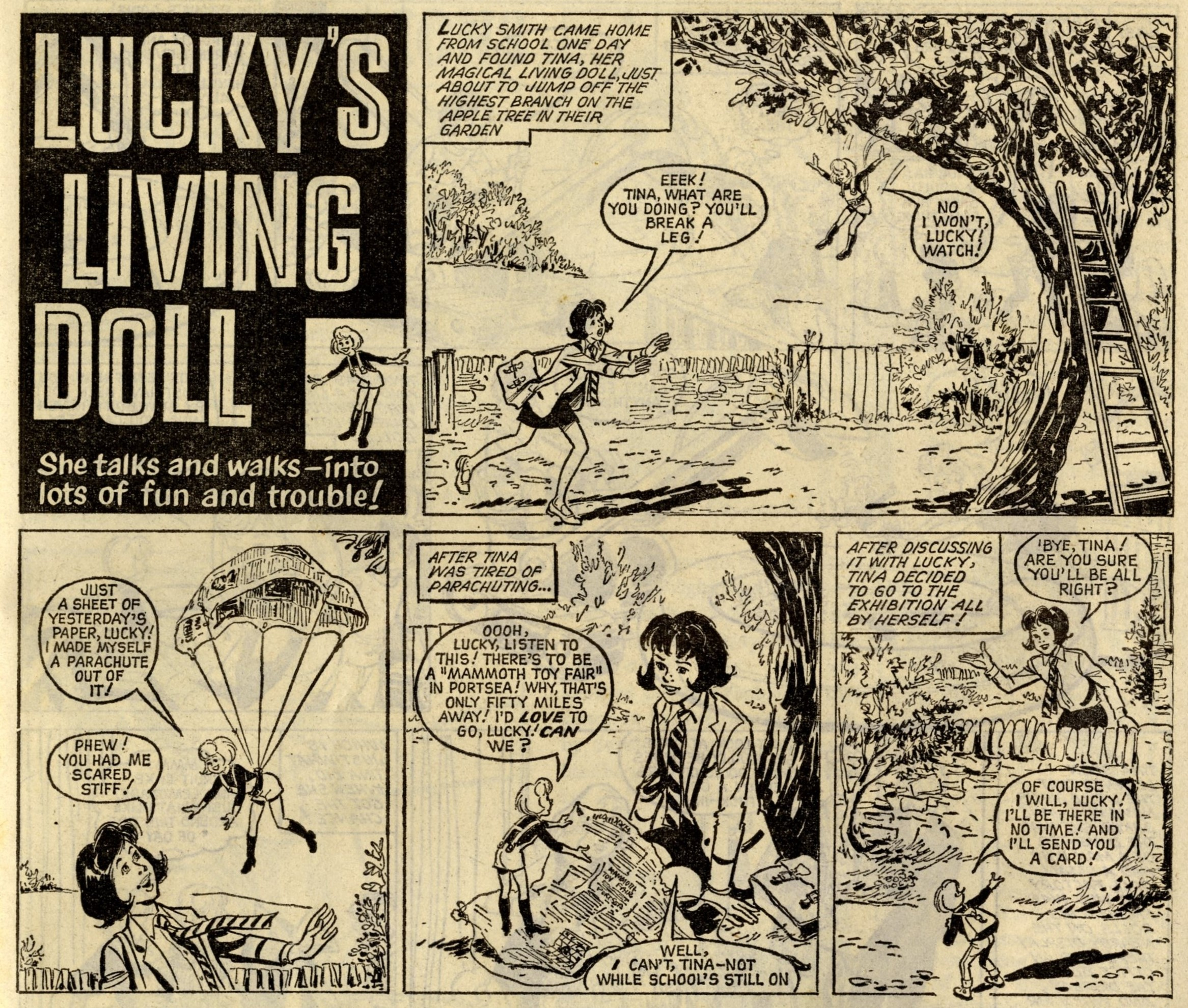 Lucky's Living Doll: Robert MacGillivray (artist)