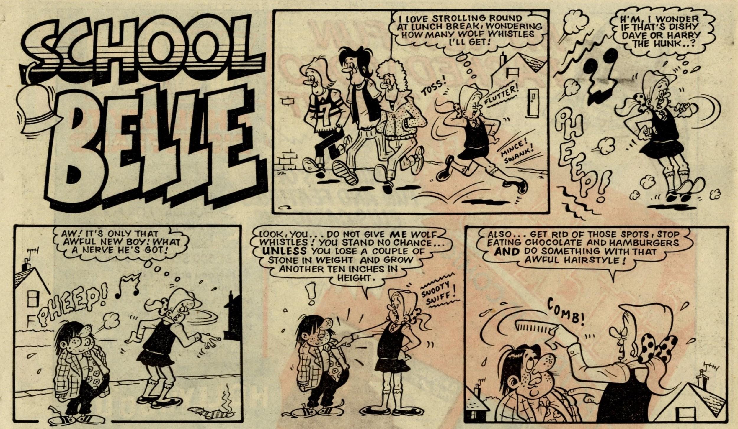 School Belle: Tom Paterson (artist)