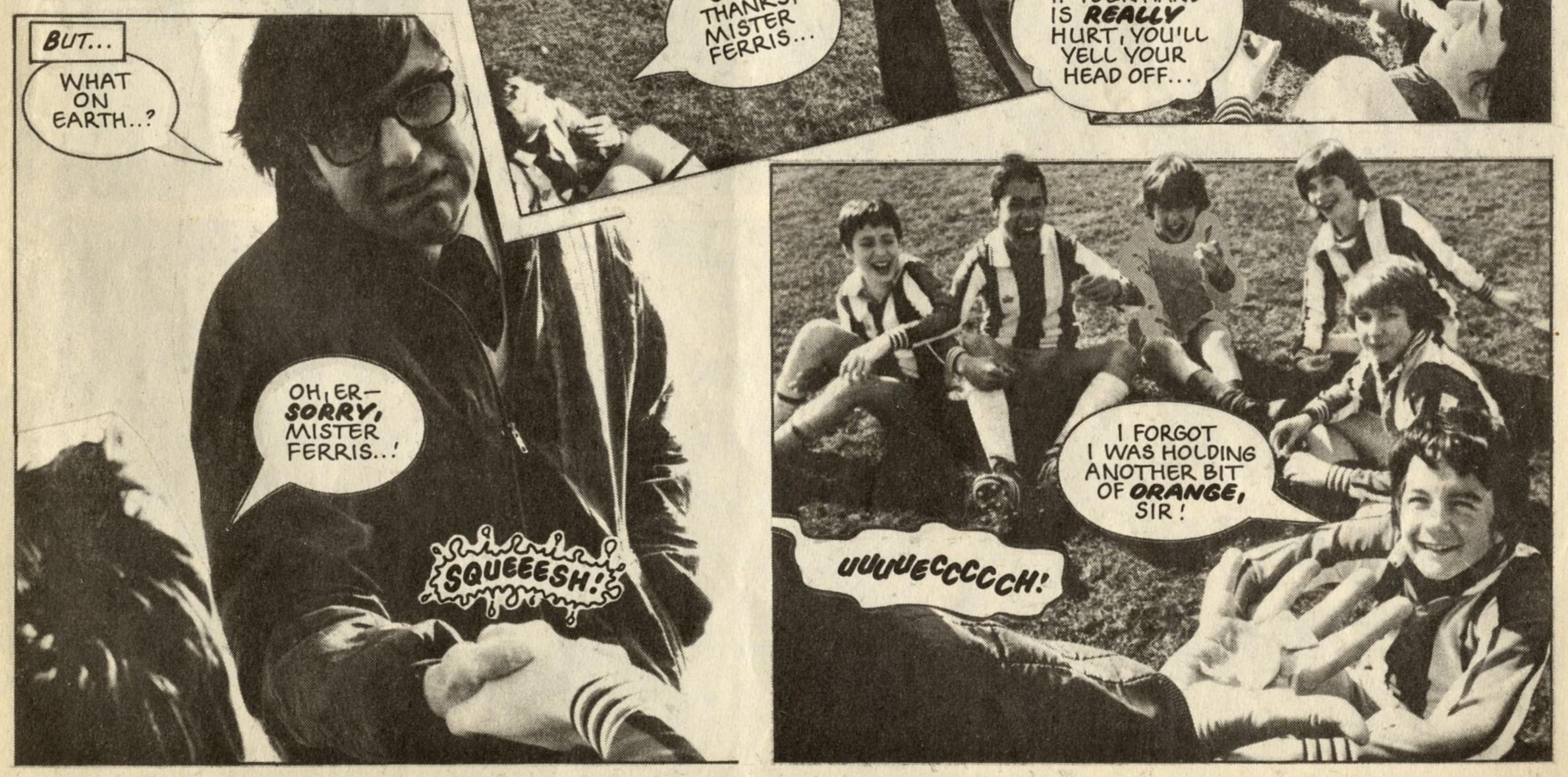 Thunderbolt and Smokey: Tom Tully (writer), John Powell (photographer)