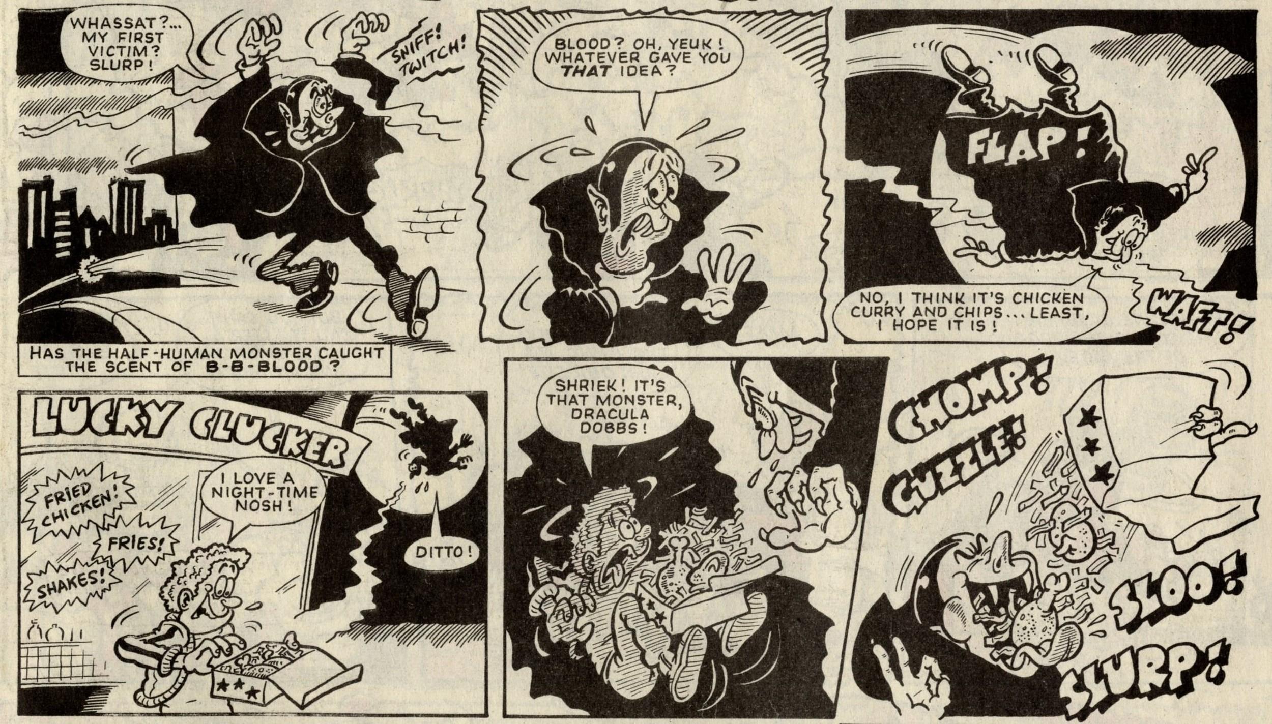 Dracula Dobbs: Nigel Edwards (artist)