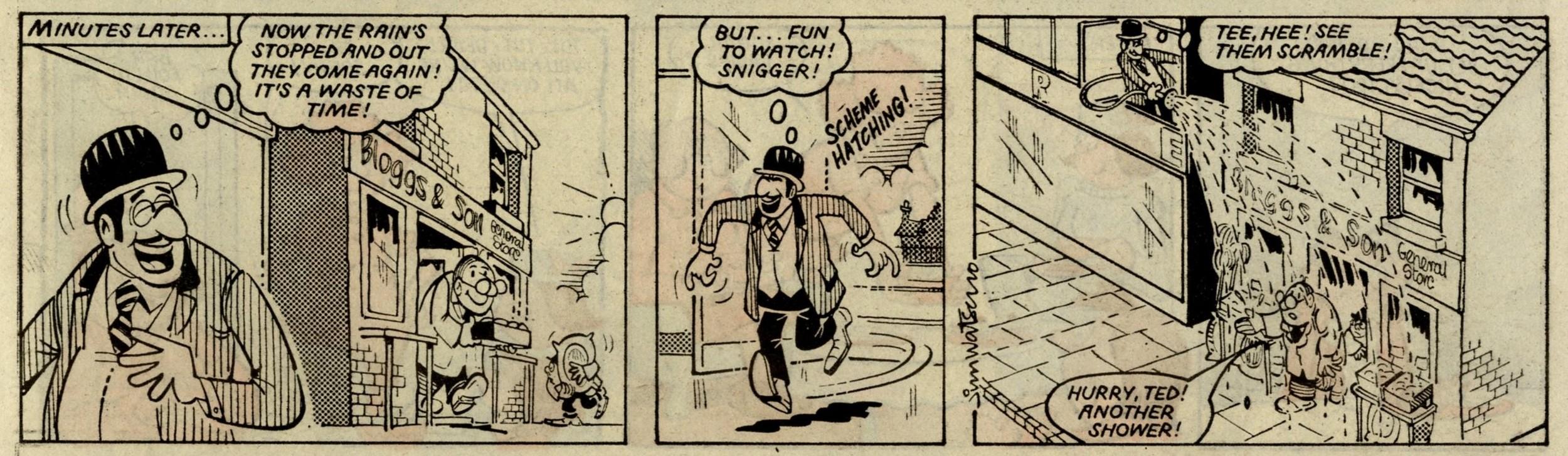 Store Wars: Jim Watson (artist)