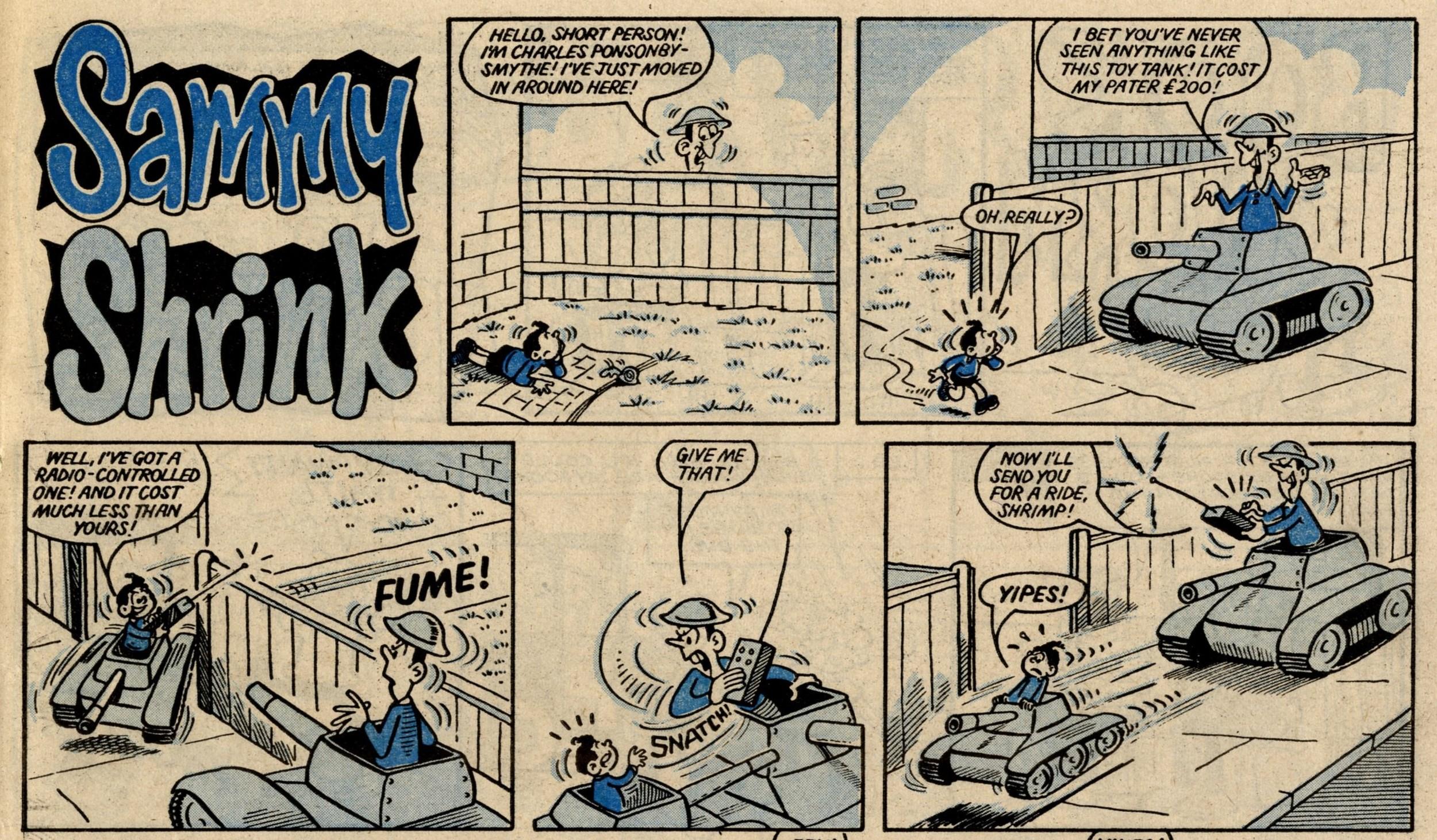 Sammy Shrink: Terry Bave (artist)