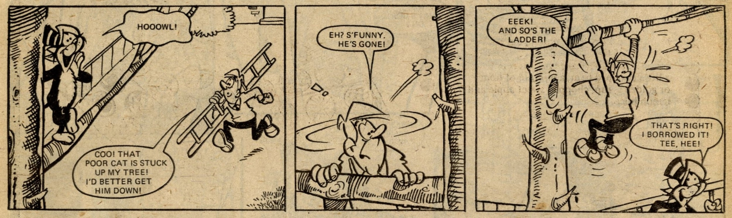 Alley Cat: Rob Lee? (artist)