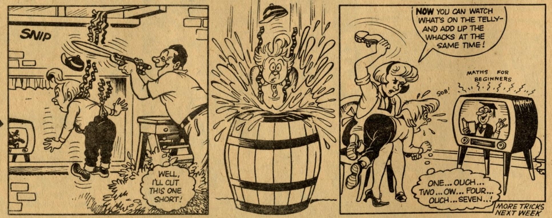 Tricky Dicky: Cyril Price (artist)