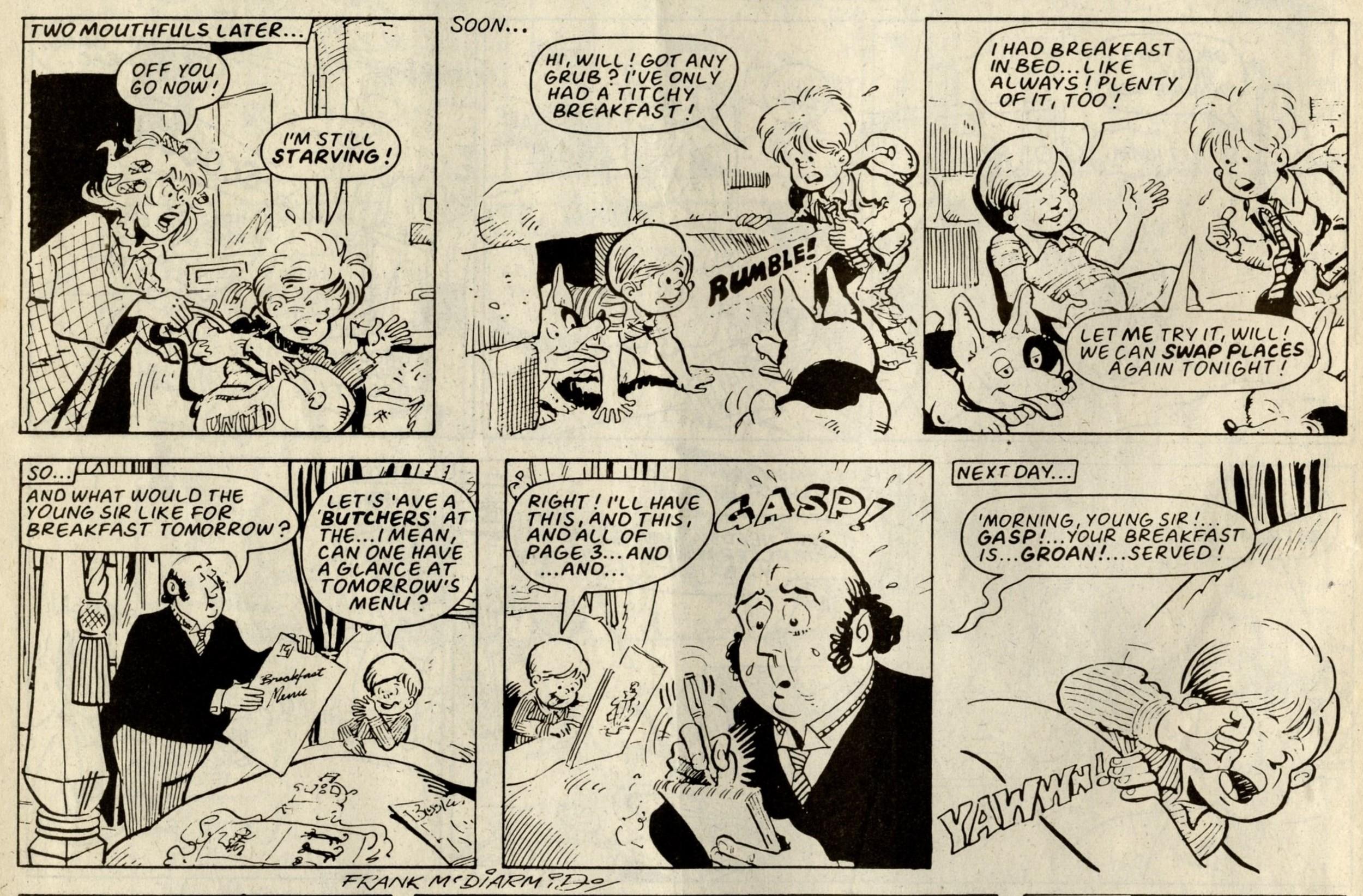 Will and Bill: Frank McDiarmid (artist)