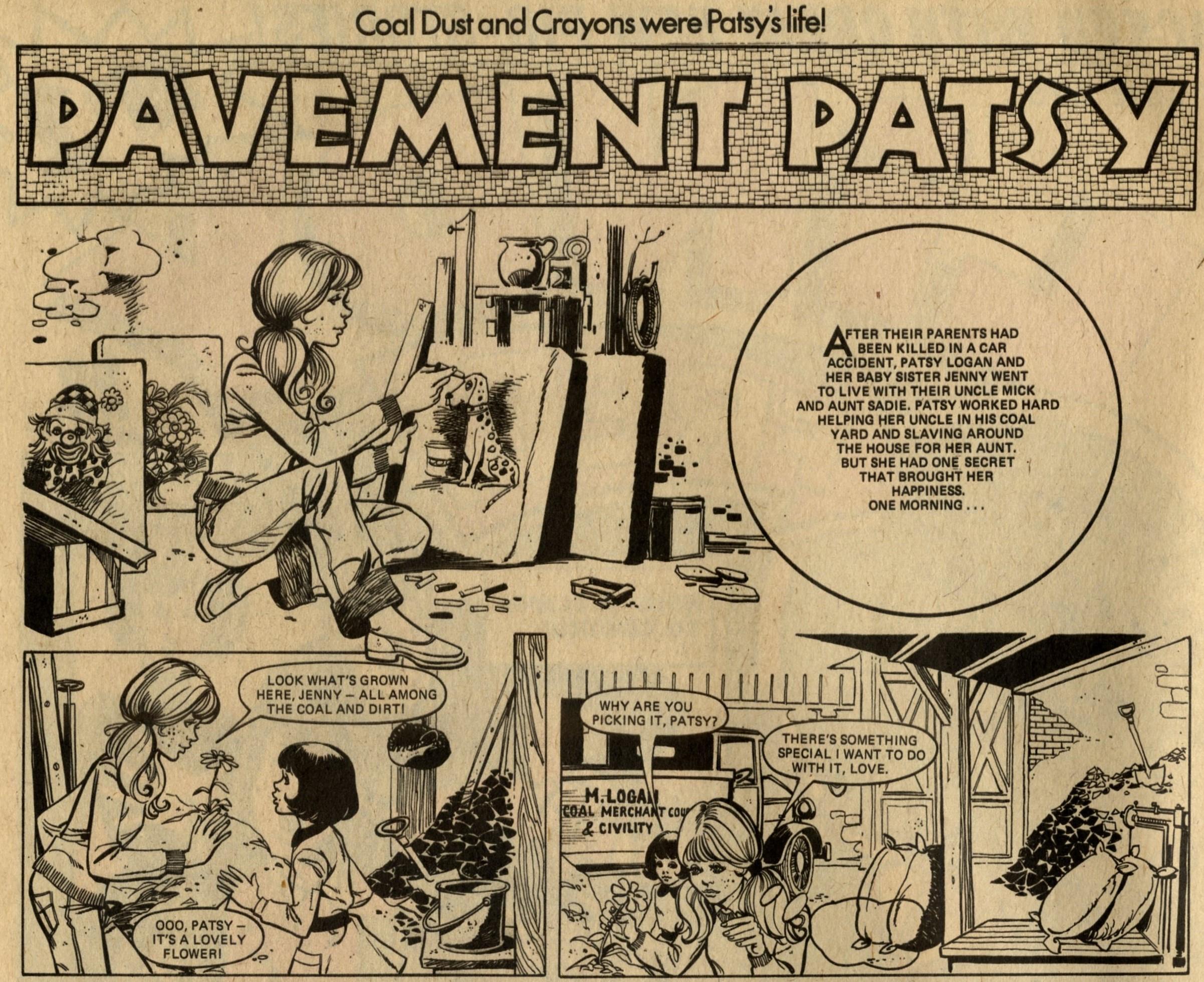 Pavement Patsy: Miguel Quesada (artist)