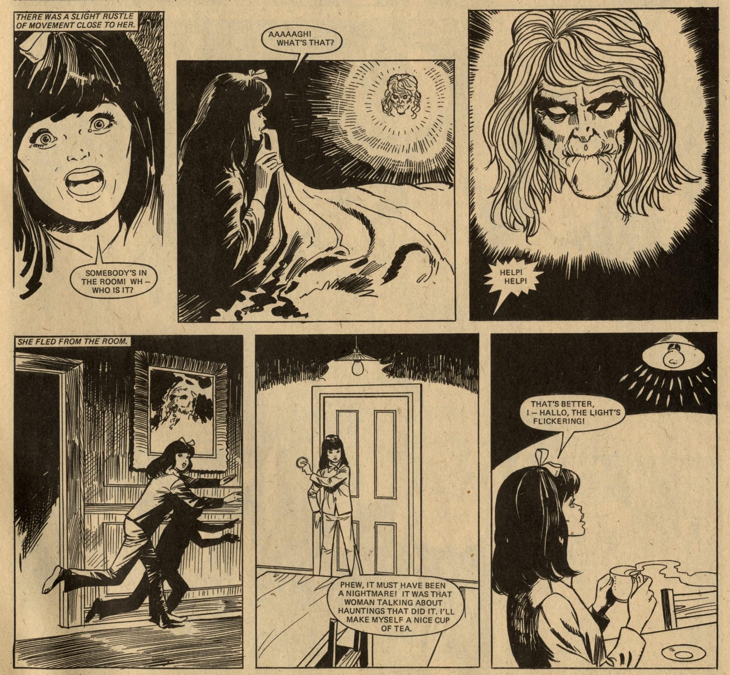 The House of Fear: Tom Hurst (artist)