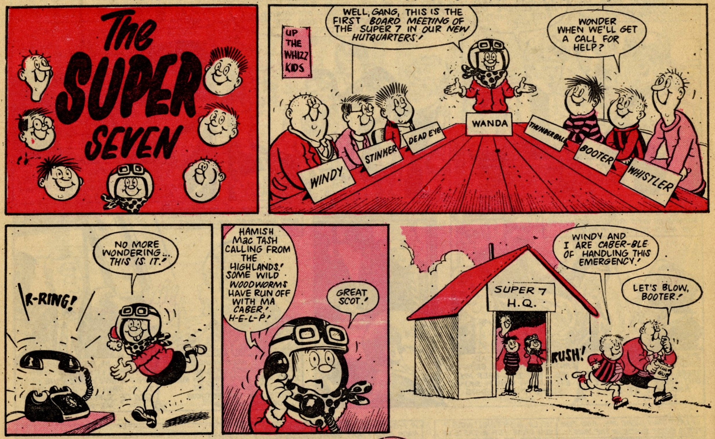 The Super Seven: Mike Lacey (artist)