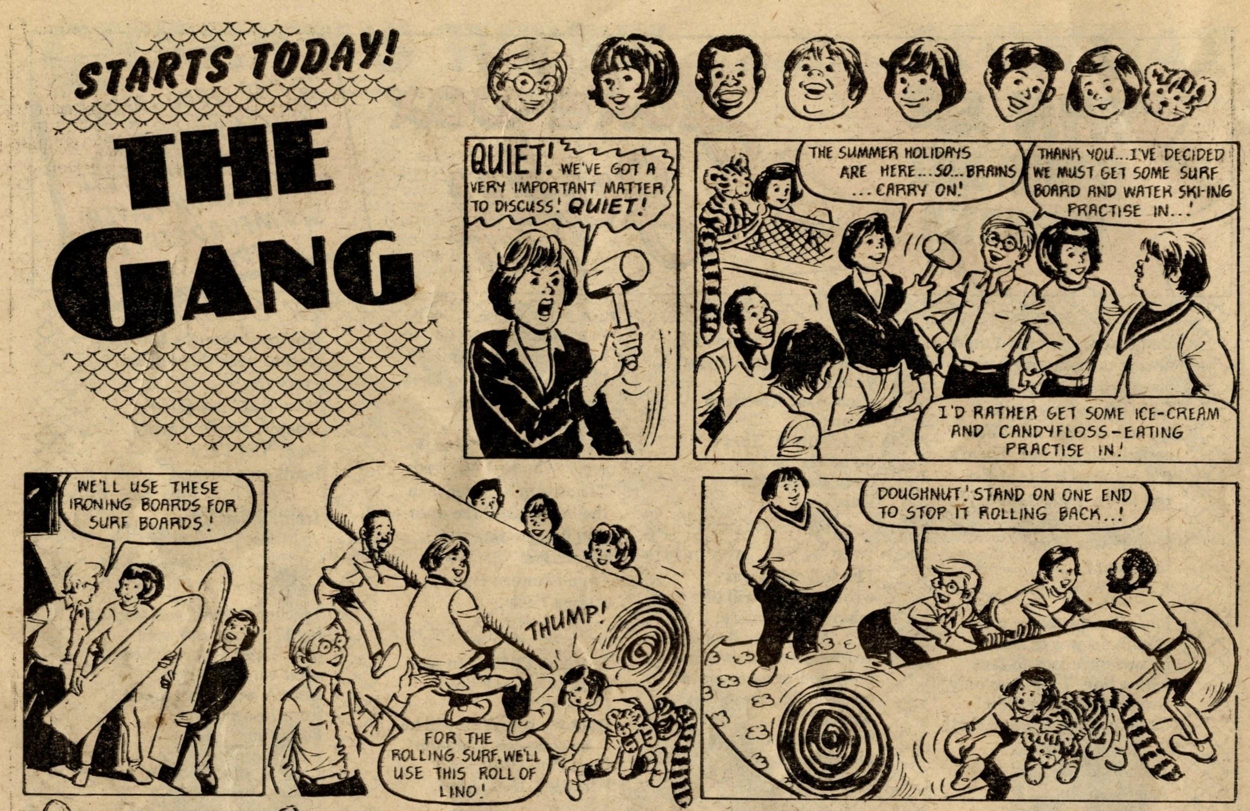 The Gang: Robert McGillivray (artist)