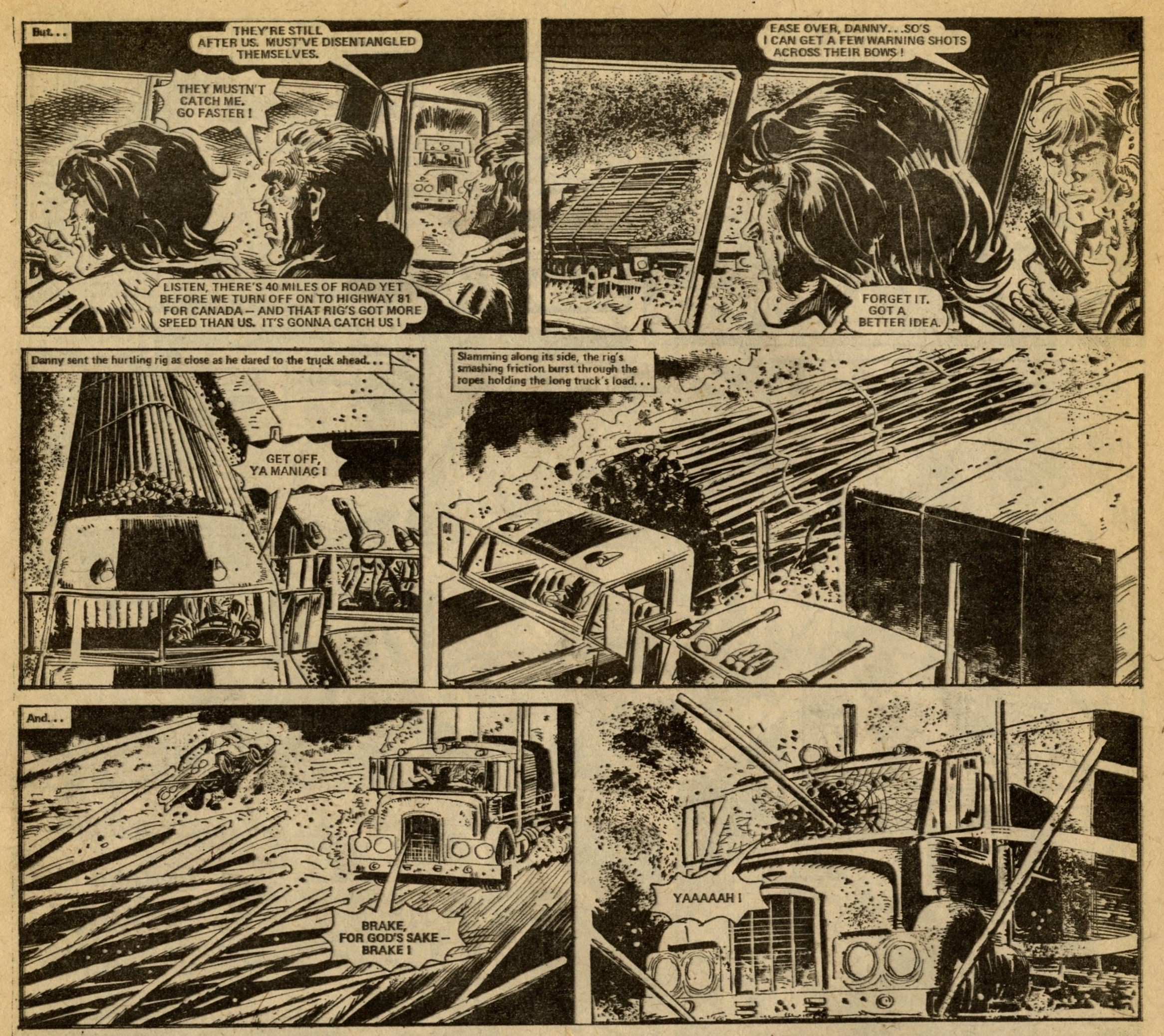 Hell's Highway: Chris Lowder (writer), Mike White (artist)