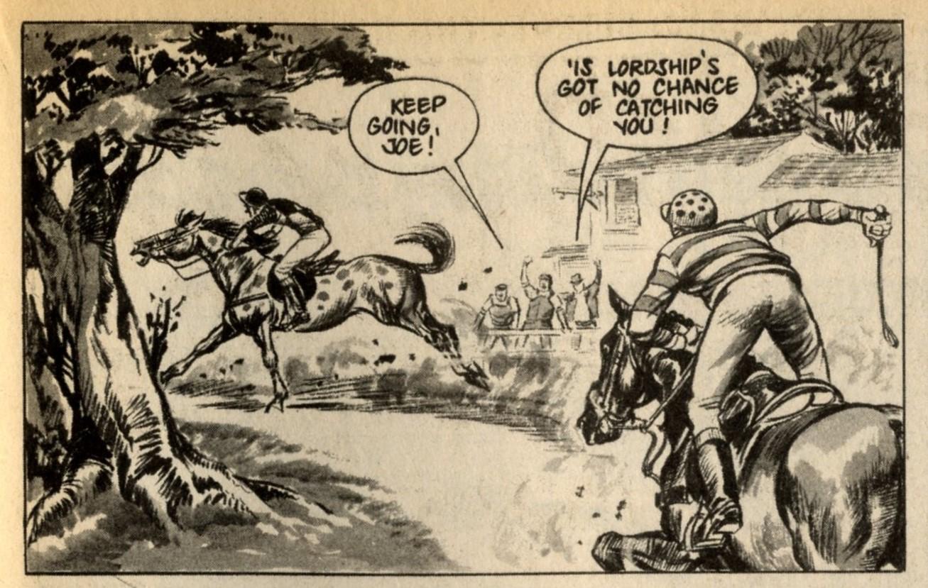 A Horse Called Ugly: James Bleach? (artist)