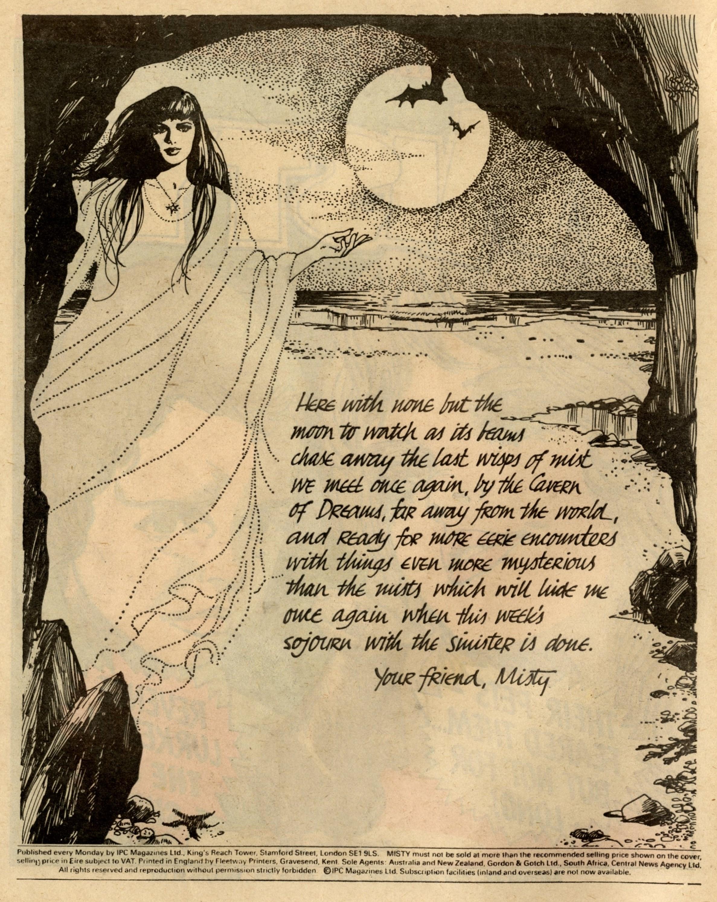 Misty introduction: Shirley Bellwood (artist)