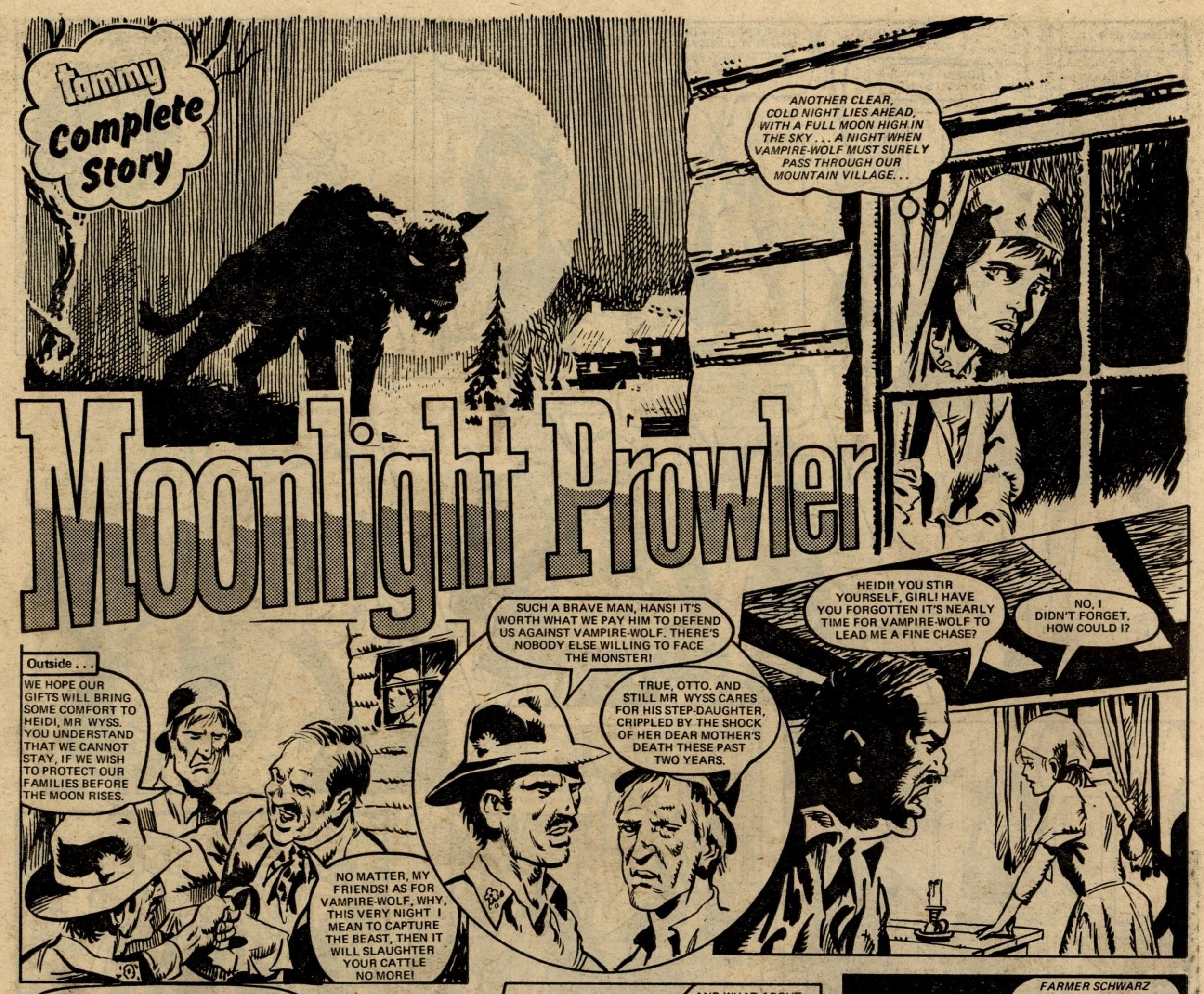Moonlight Prowler: John Richardson (artist)
