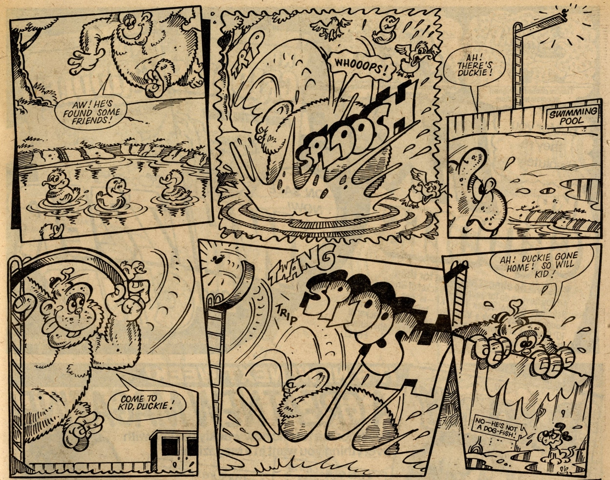 Kid Kong: Rob Lee (artist)