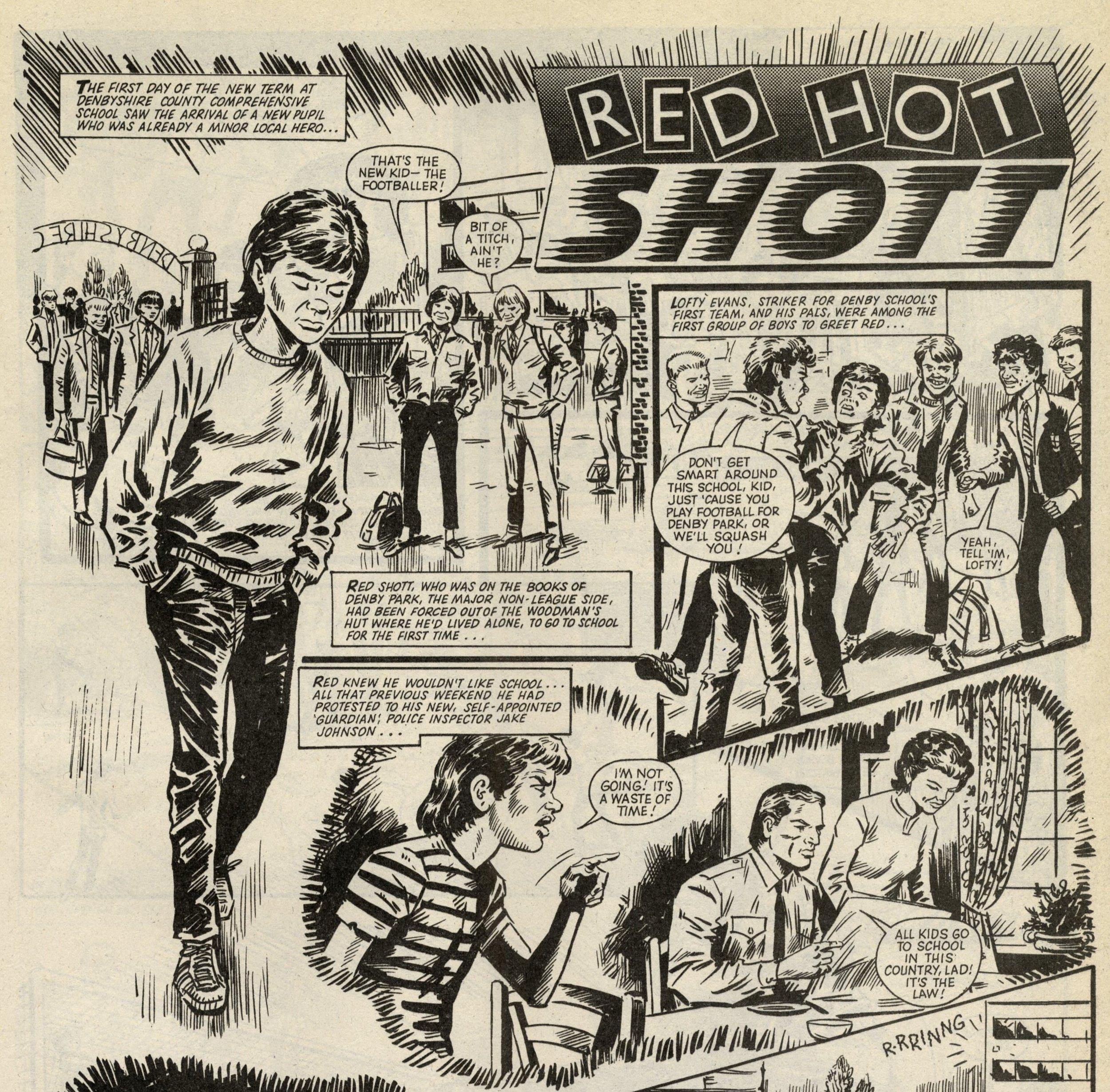 Red Hot Shott: Tony Harding (artist)