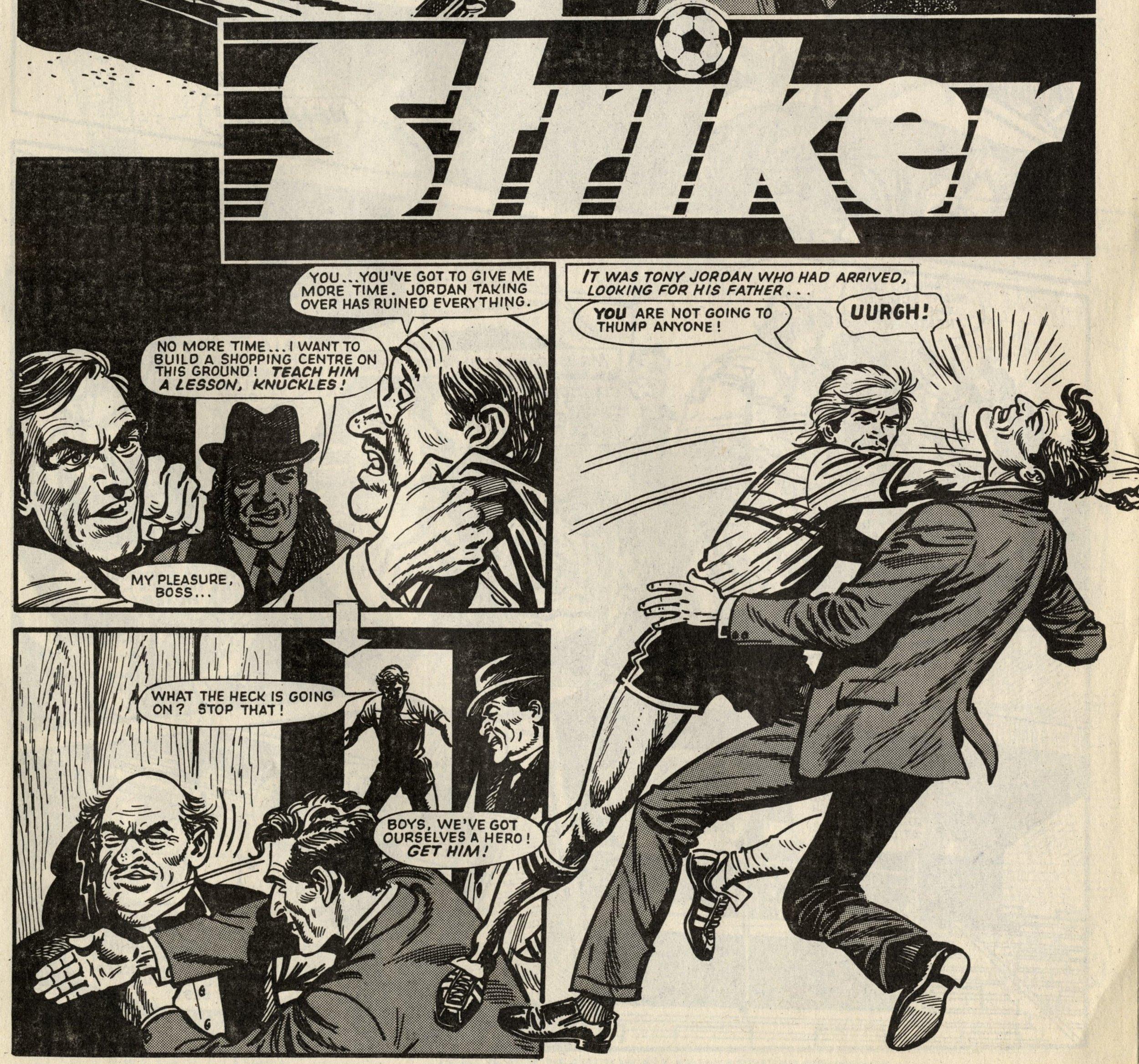 Striker: John Stokes (artist)