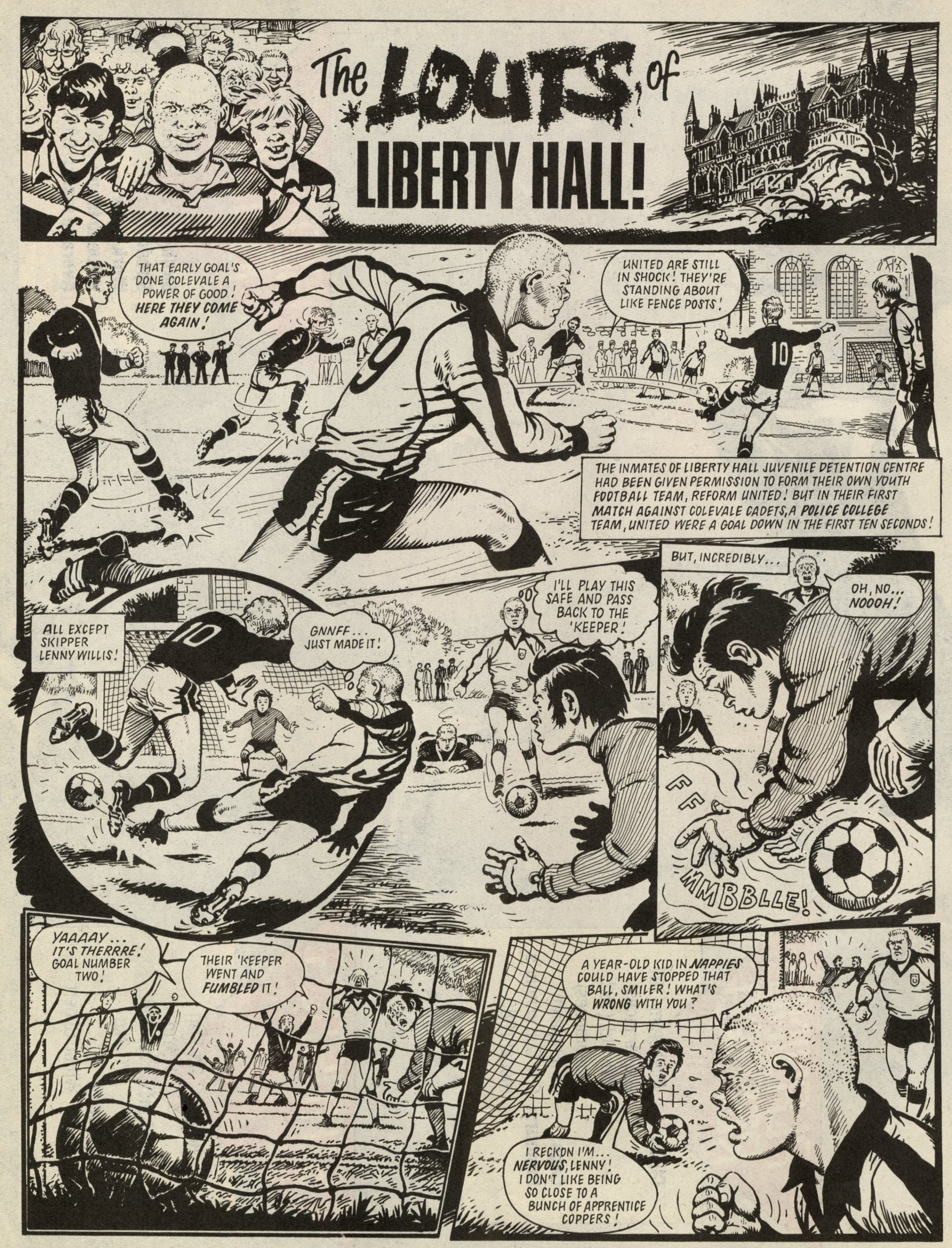 The Louts of Liberty Hall: Solano Lopez (artist)