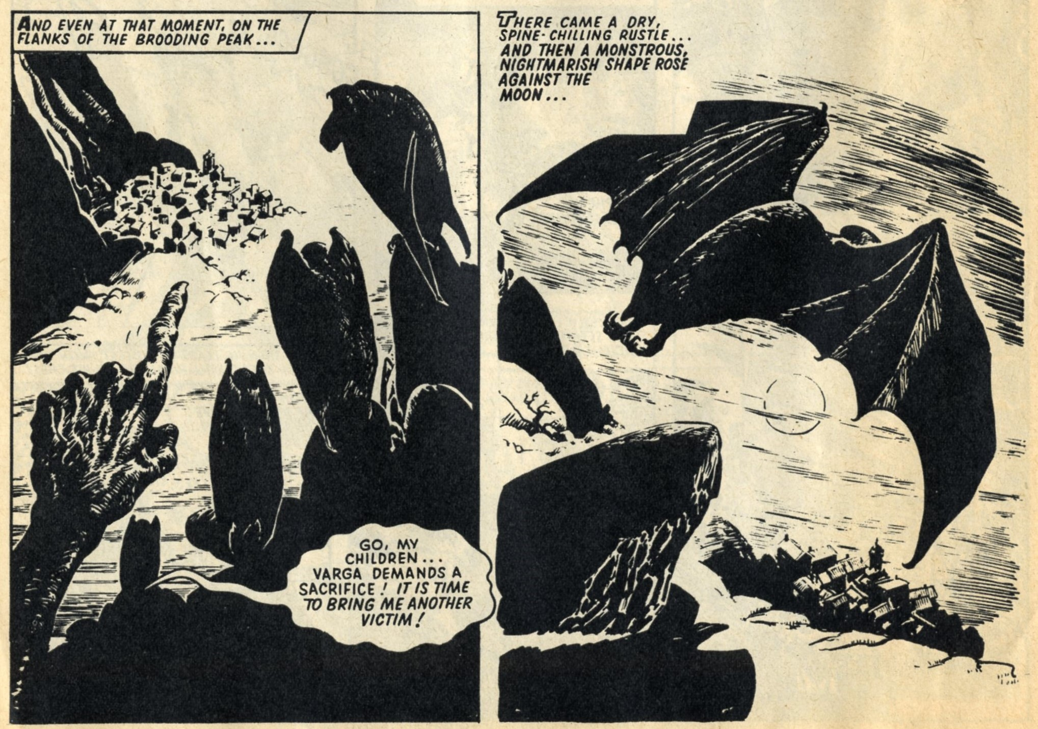 Kelly's Eye (reprinted from Valiant, 1965): Solano Lopez (artist)