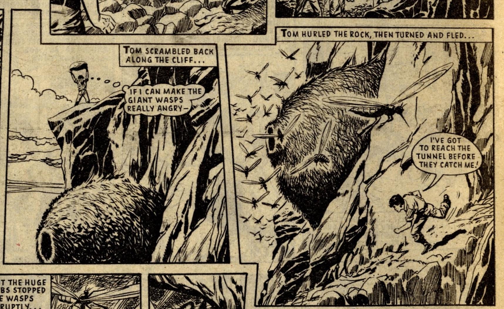 The Terrible Trail to Tolmec: Massimo Belardinelli (artist)