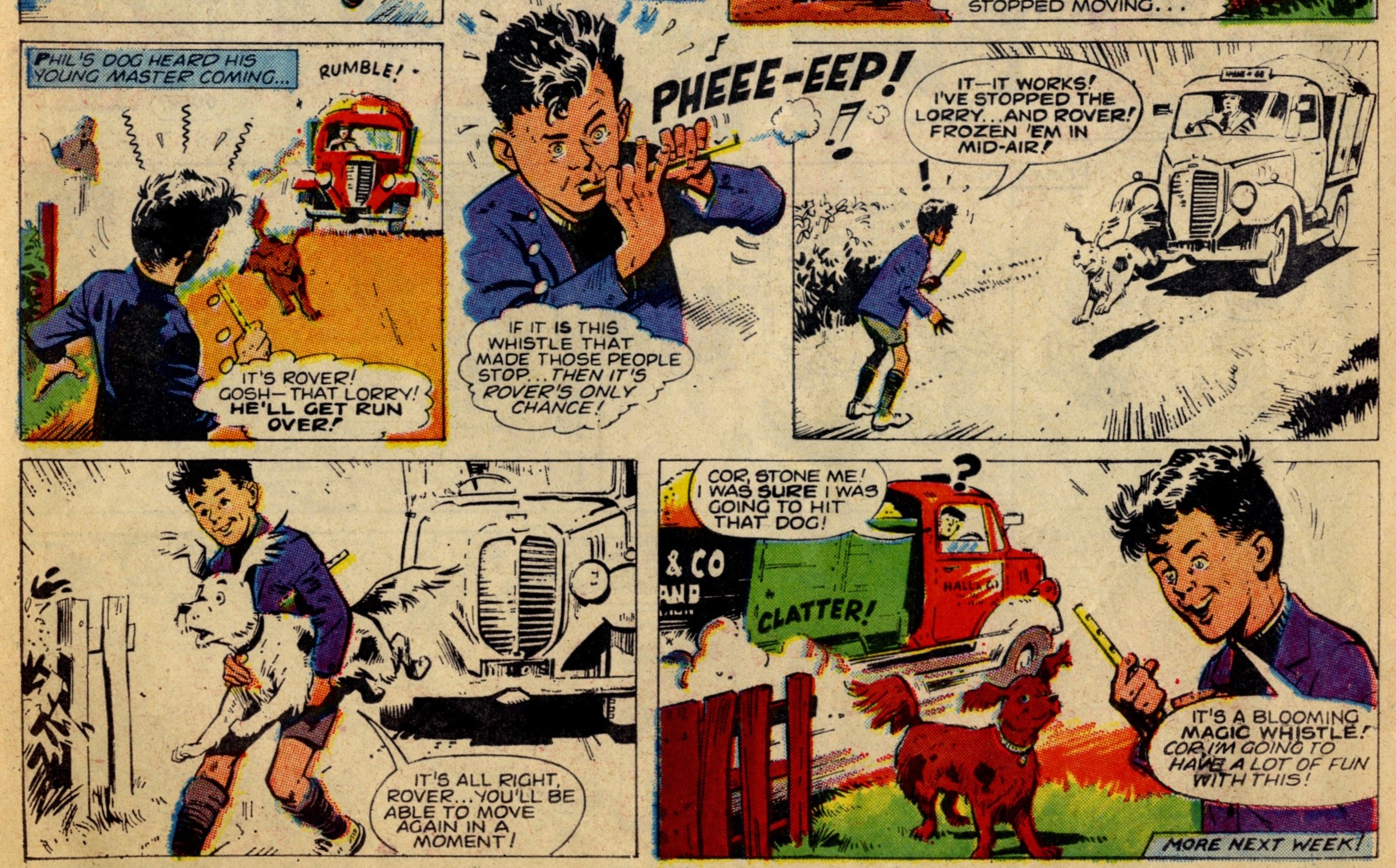 Phil the Fluter: Mike Western (artist)