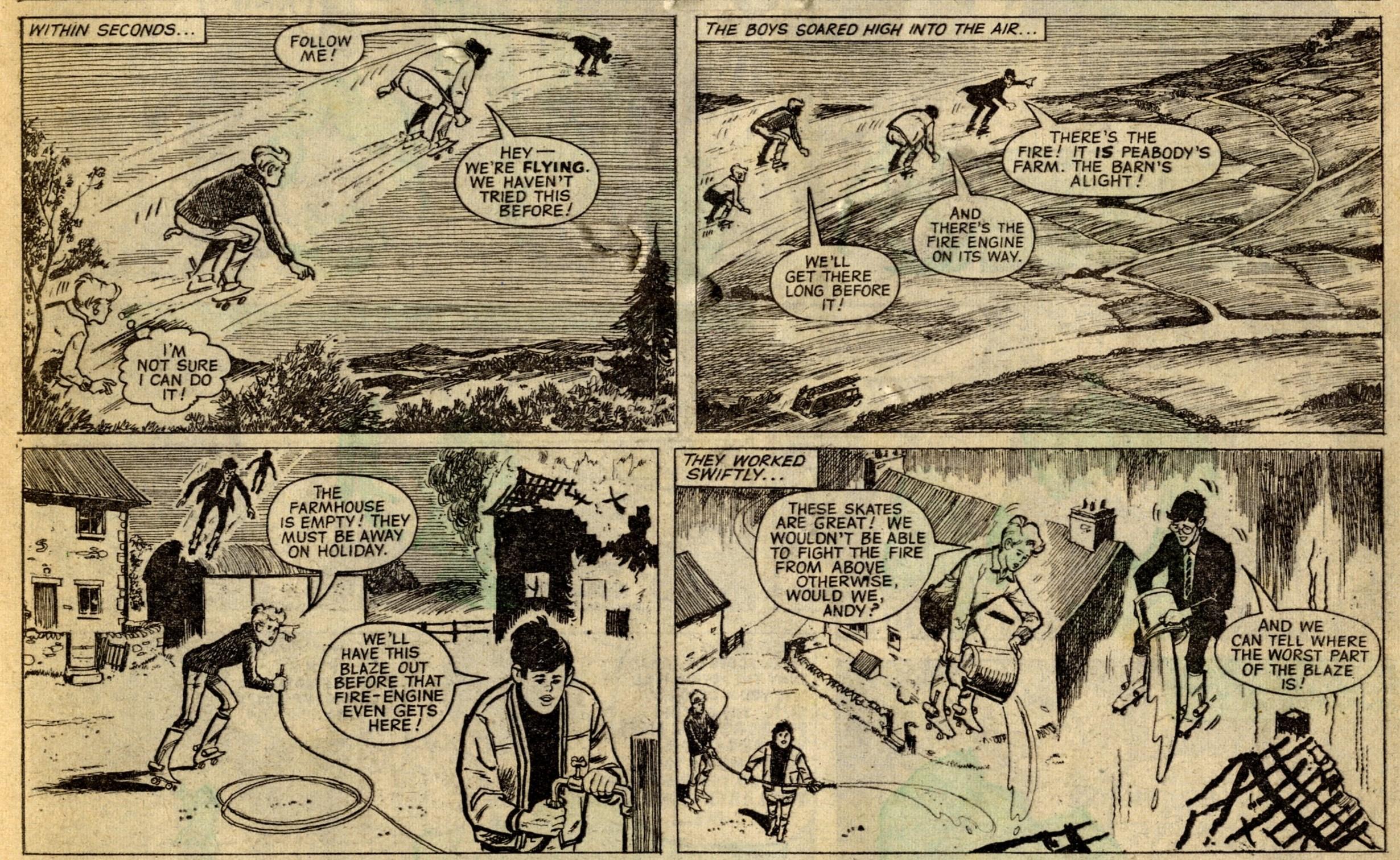 The Jet-skaters: Geoff Jones (artist)