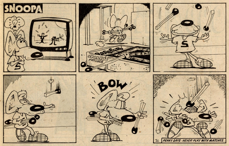 Snoopa: Joe Collins (artist)