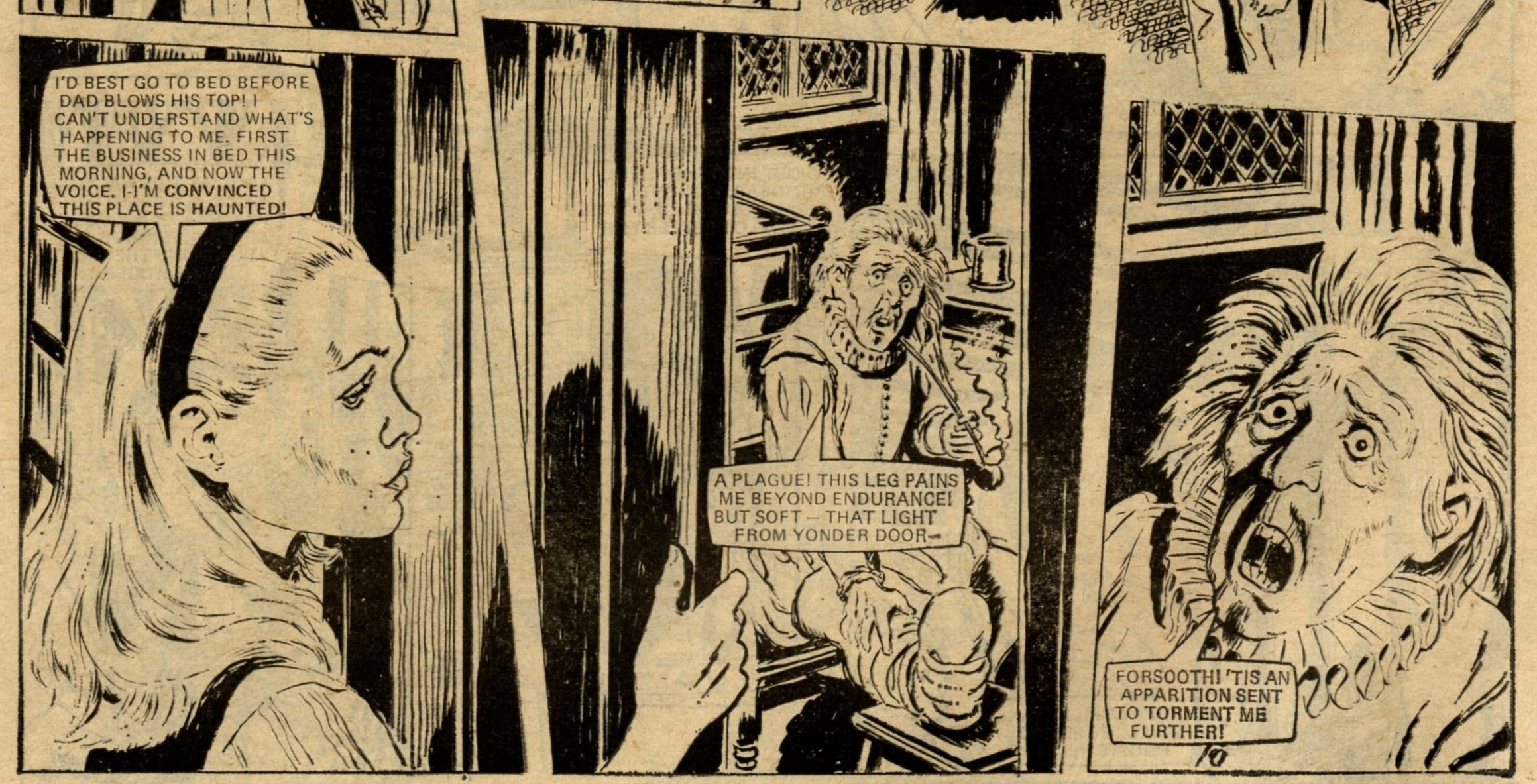 The Ghost Writer: John Armstrong (artist)