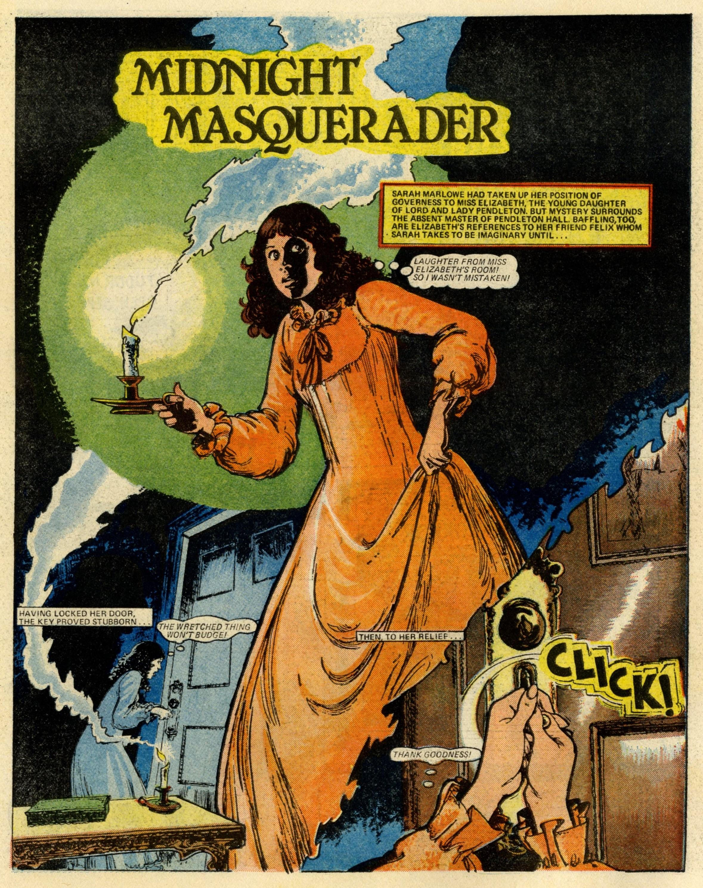 Midnight Masquerader: Brian Delaney (artist)