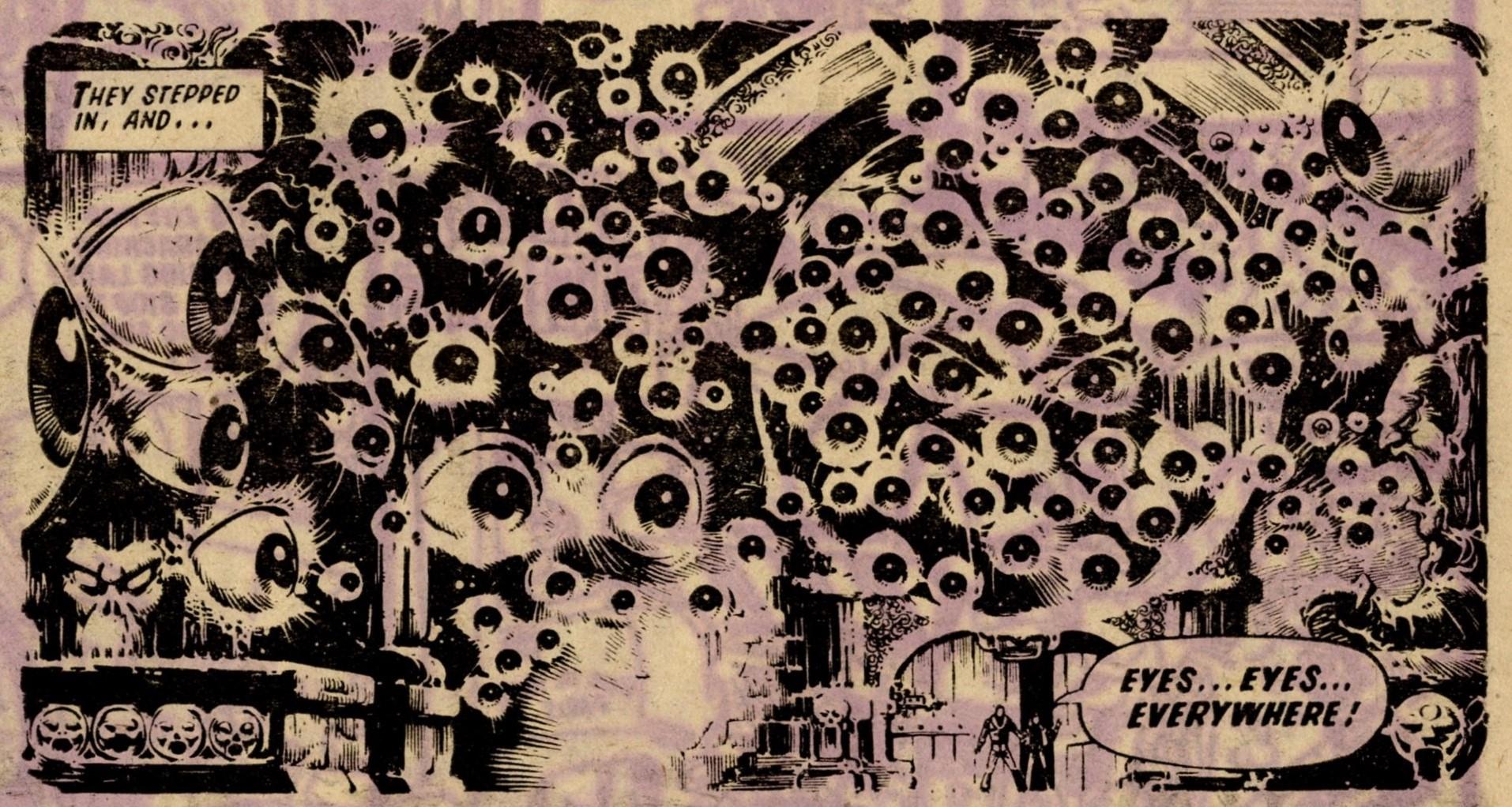 James Bold: Fangs of Fear: Massimo Belardinelli (artist)