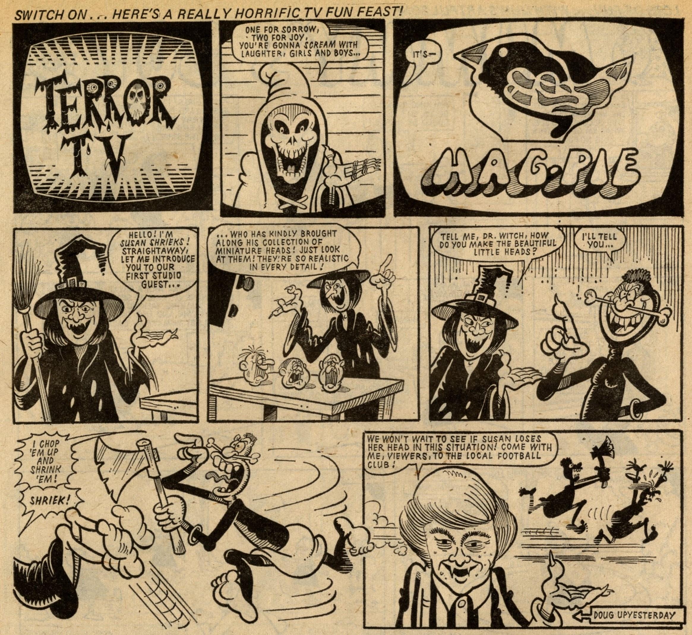 Terror TV: Barrie Appleby (artist)