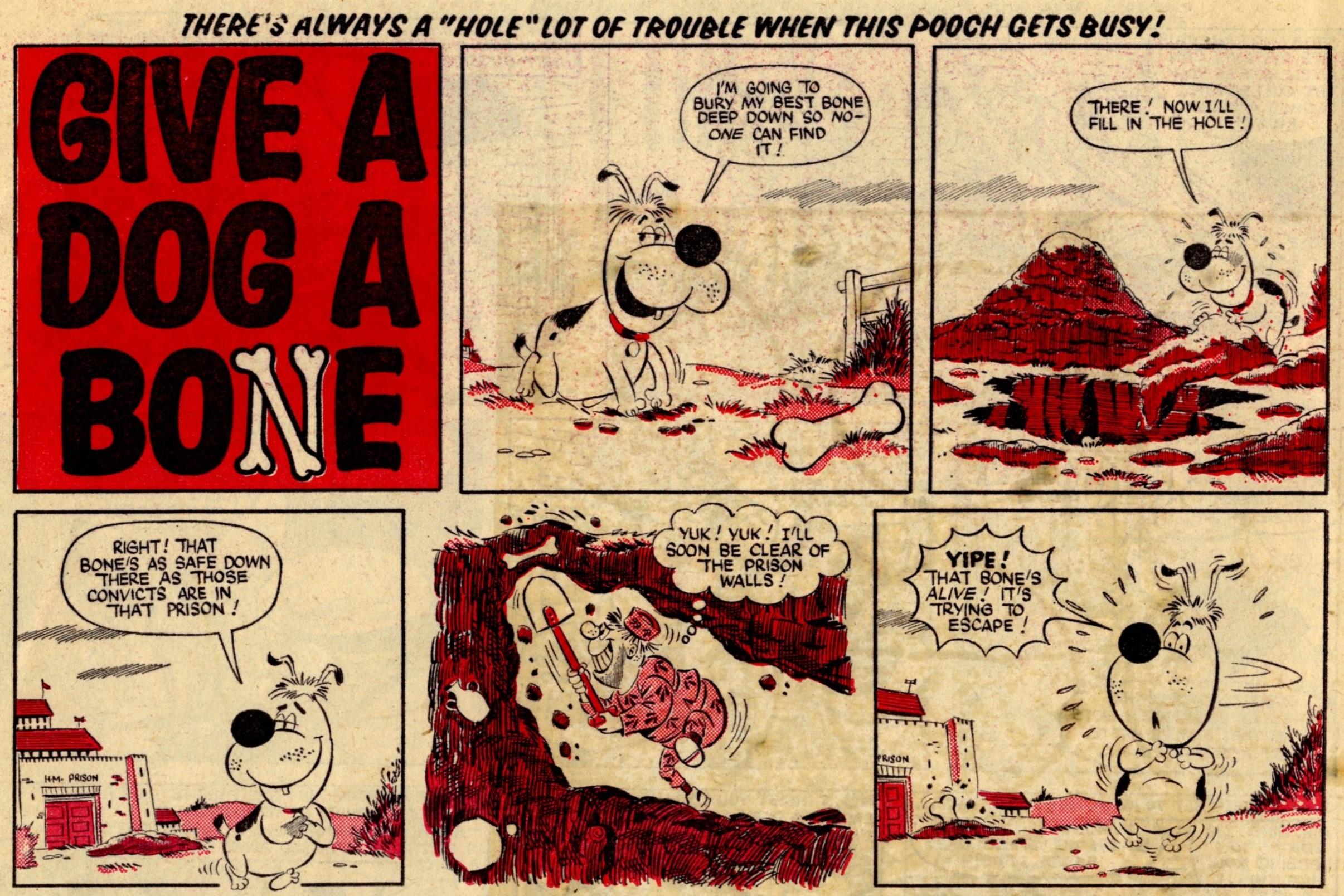Give a Dog a Bone: Graham Allen (artist)