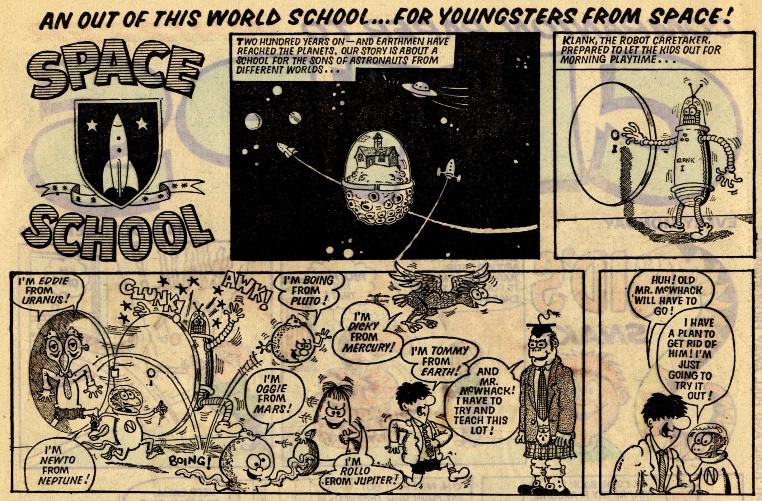 Space School: Mike Higgs (artist)