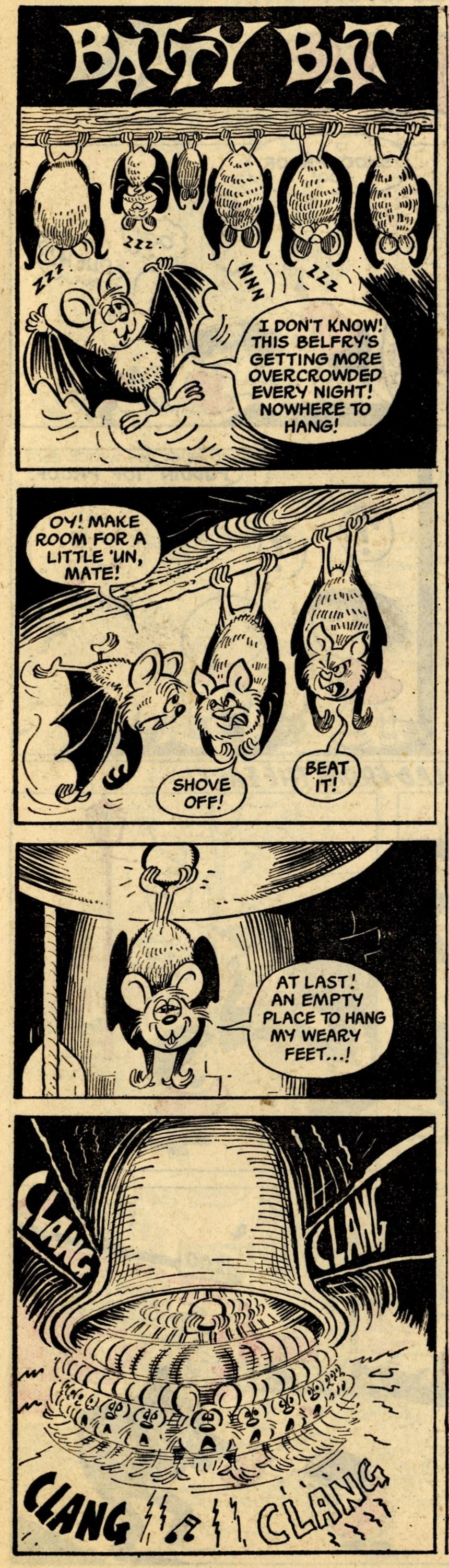 Batty Bat: Joseph Lee (artist)