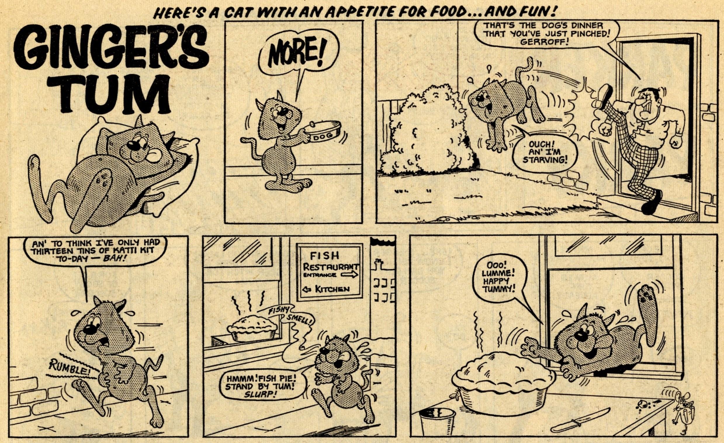 Ginger's Tum: Terry Bave (artist)