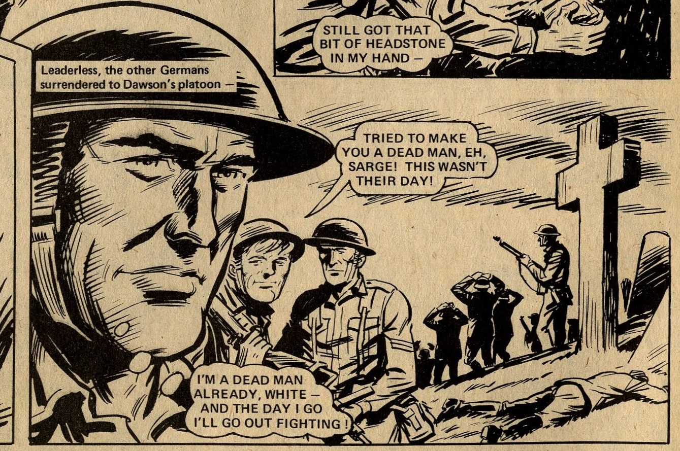 D-Day Dawson: 'Double Cross!': Gerry Finley-Day (writer), Colin Page (artist)