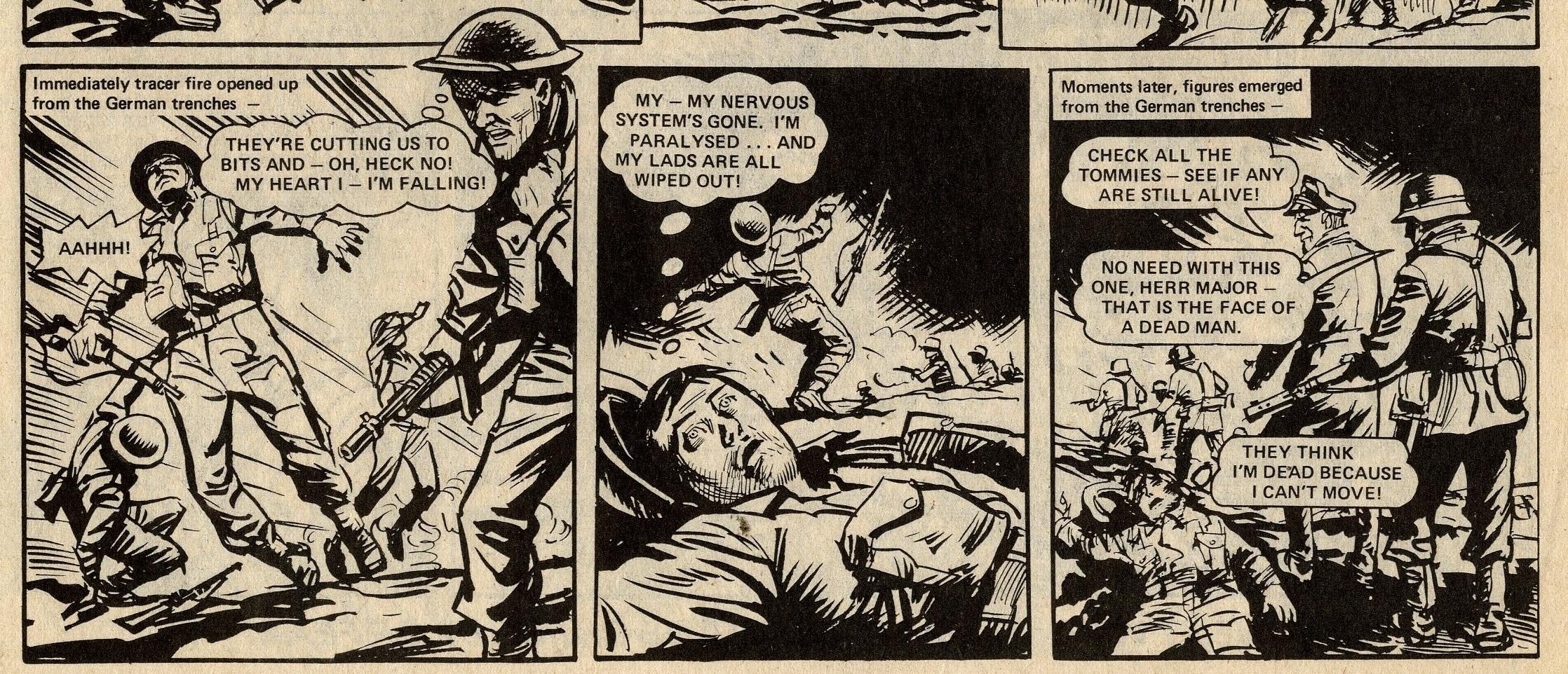 D-Day Dawson: untitled: Gerry Finley-Day (writer), Geoff Campion (artist)