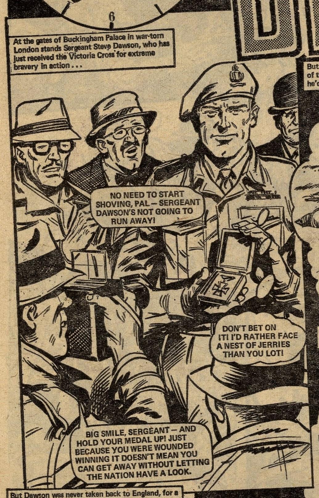 D-Day Dawson: untitled: Eric Hebden (writer), Colin Page (artist)