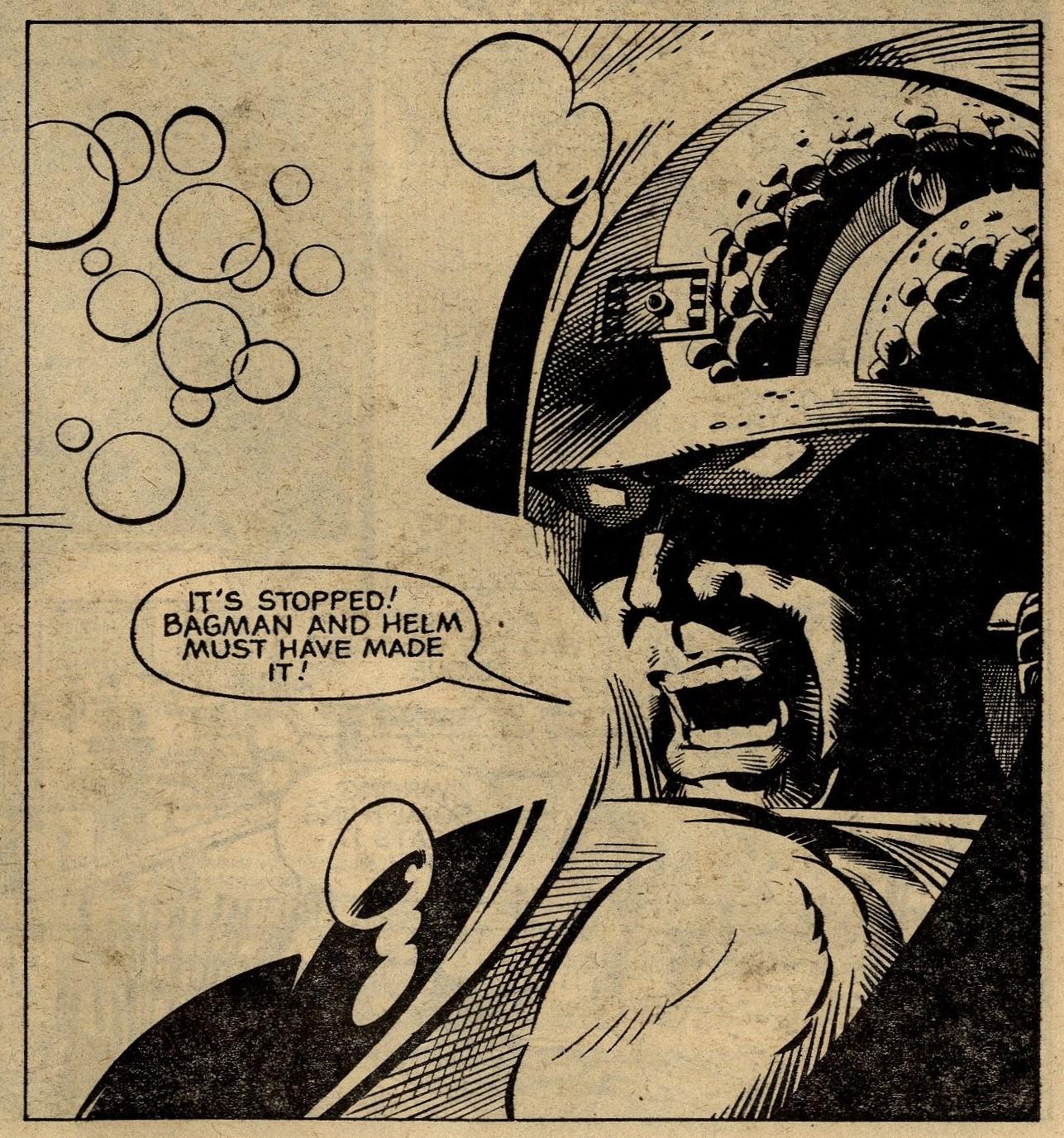 Rogue Trooper: Gerry Finley-Day (writer), Colin Wilson (artist)