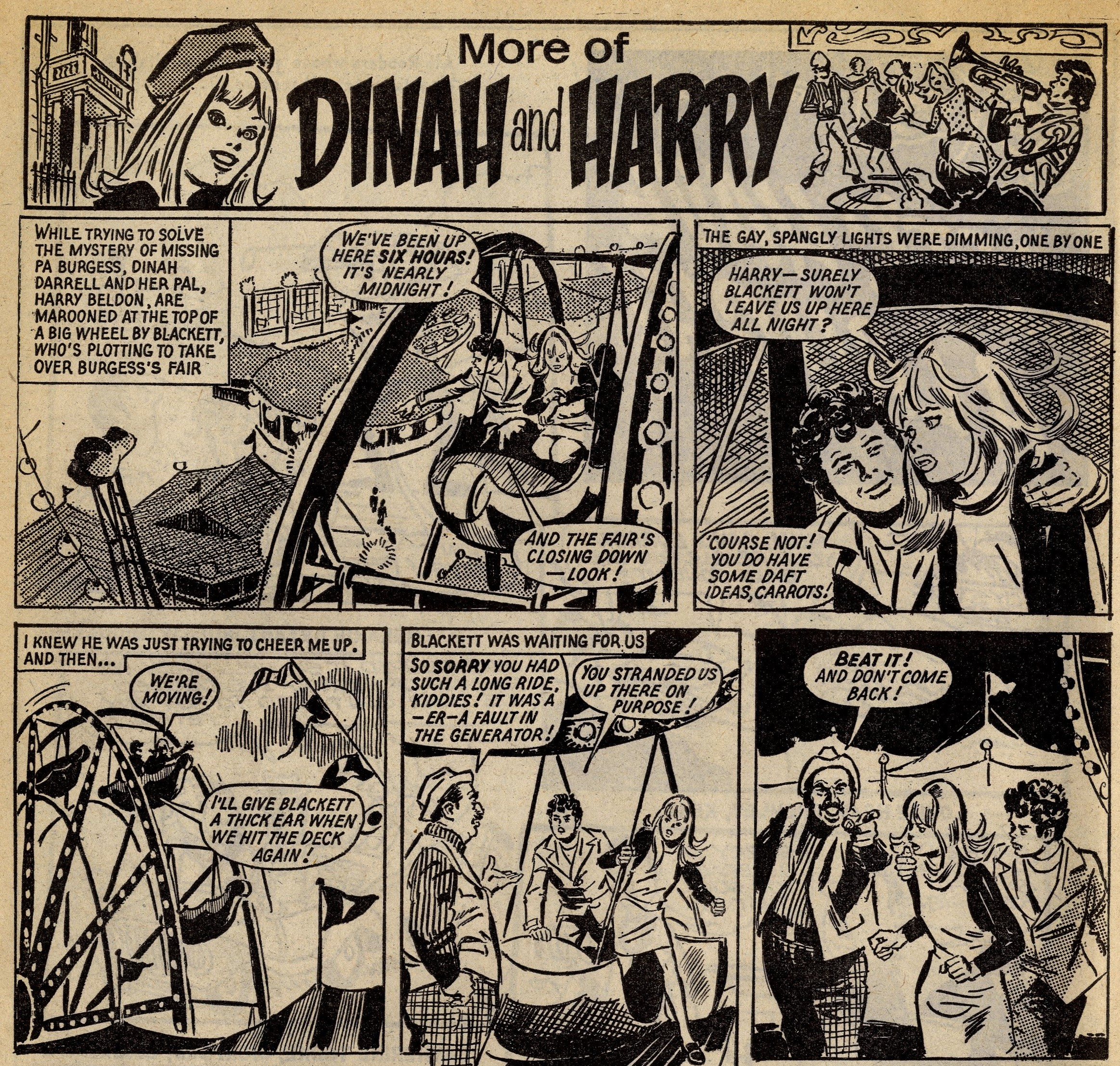 Dinah and Harry: Carlos Freixas (artist)