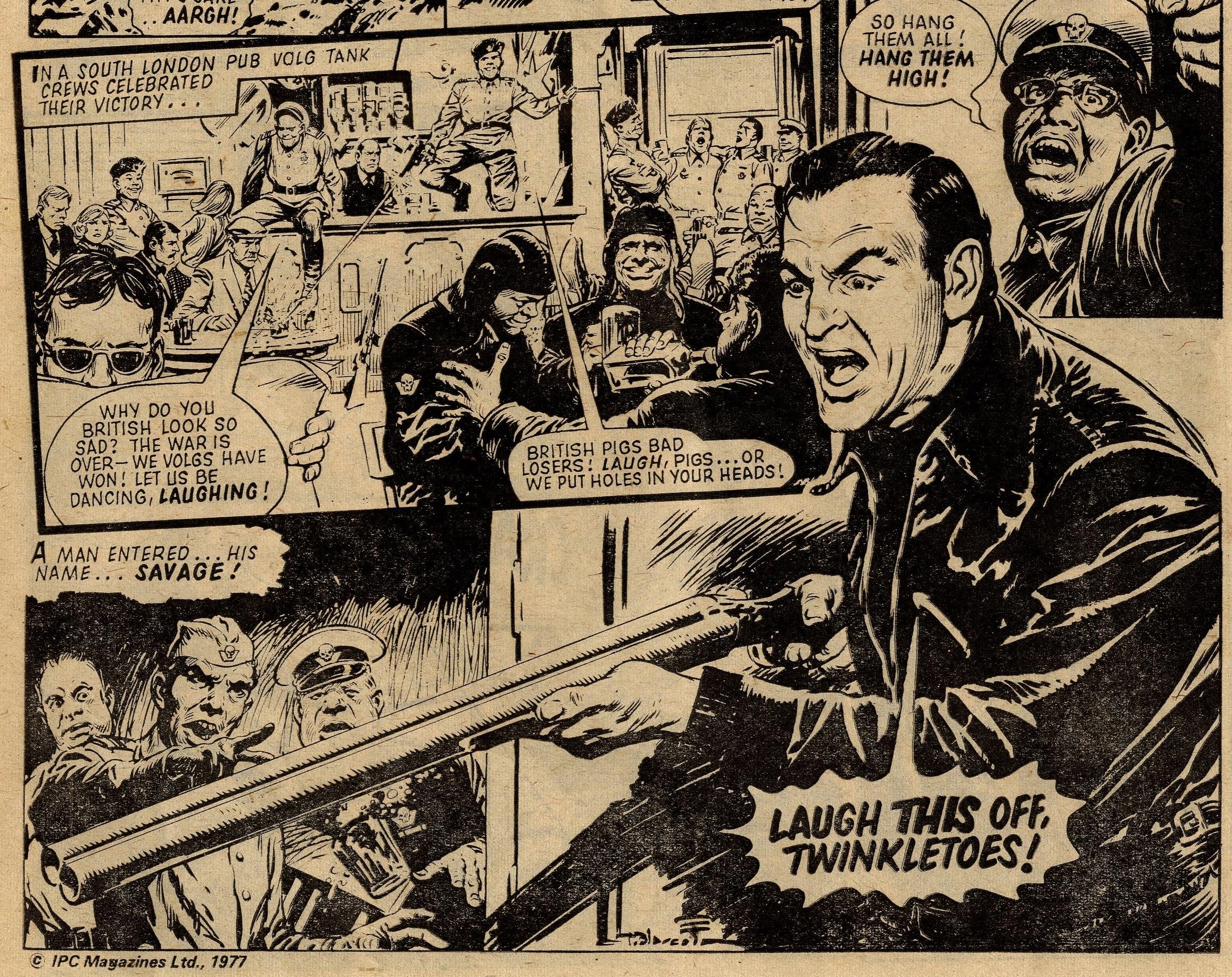 Invasion!: Gerry Finley-Day (writer), Jesus Blasco (artist)