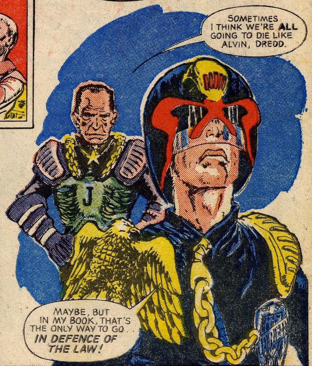 Judge Dredd: Peter Harris (writer), Mike McMahon (artist)
