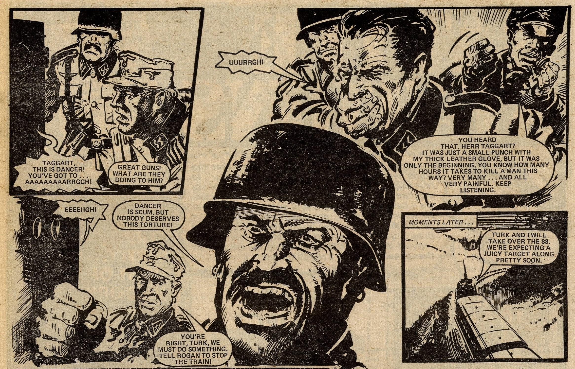 Rat Pack: writer unknown, Eric Bradbury (artist)