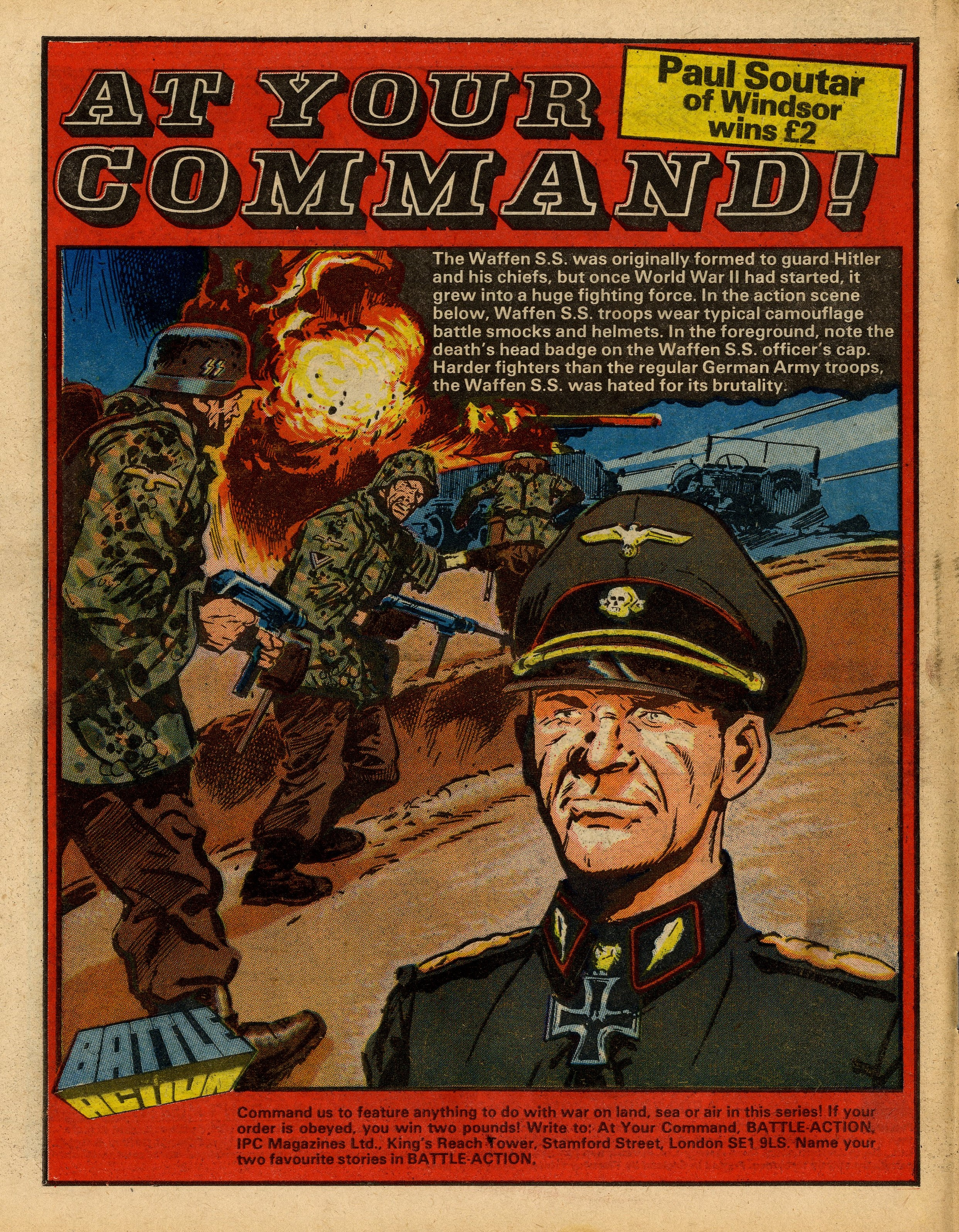 At Your Command!: Jim Watson (artist)