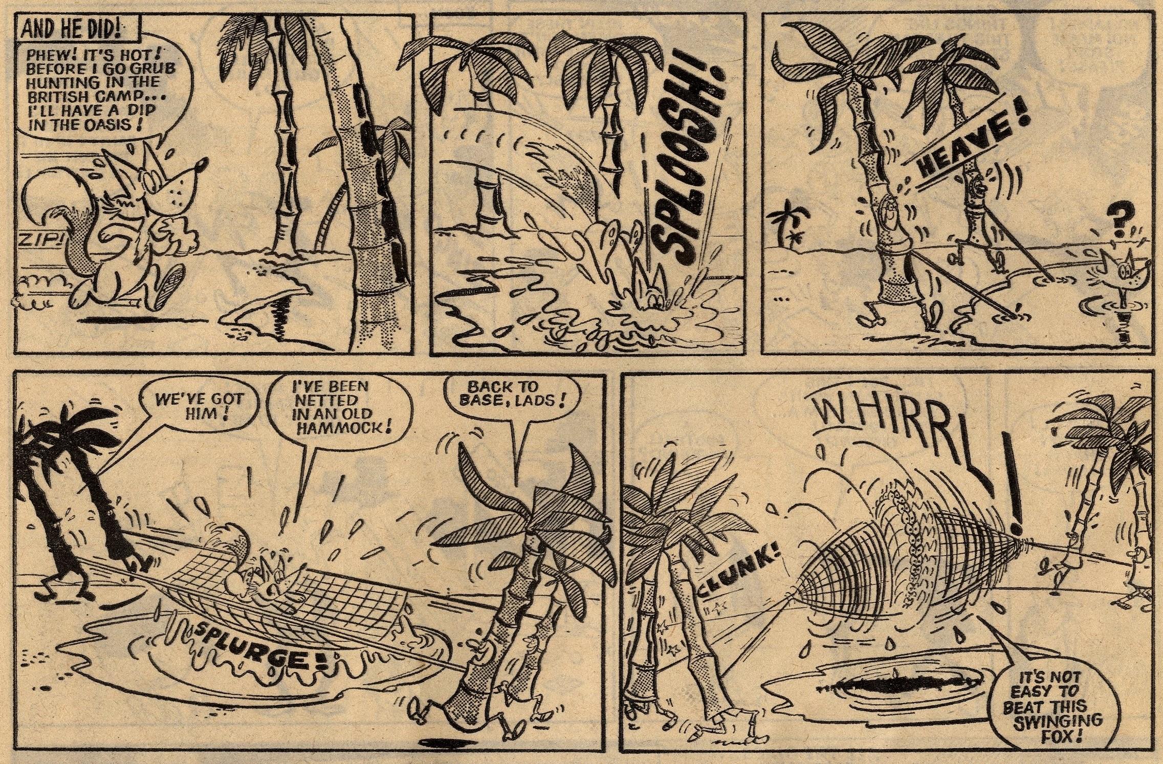 The Desert Fox: Terry Bave (artist)