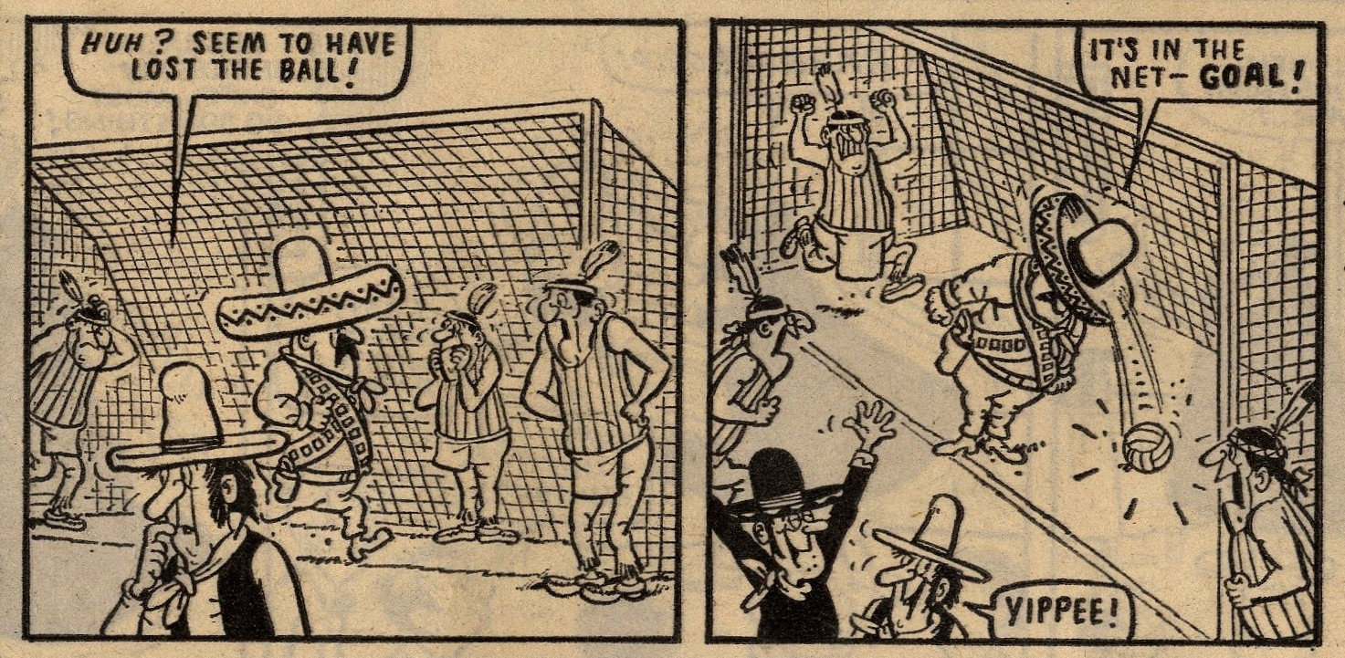 Match of the Week: Mike Lacey (artist)