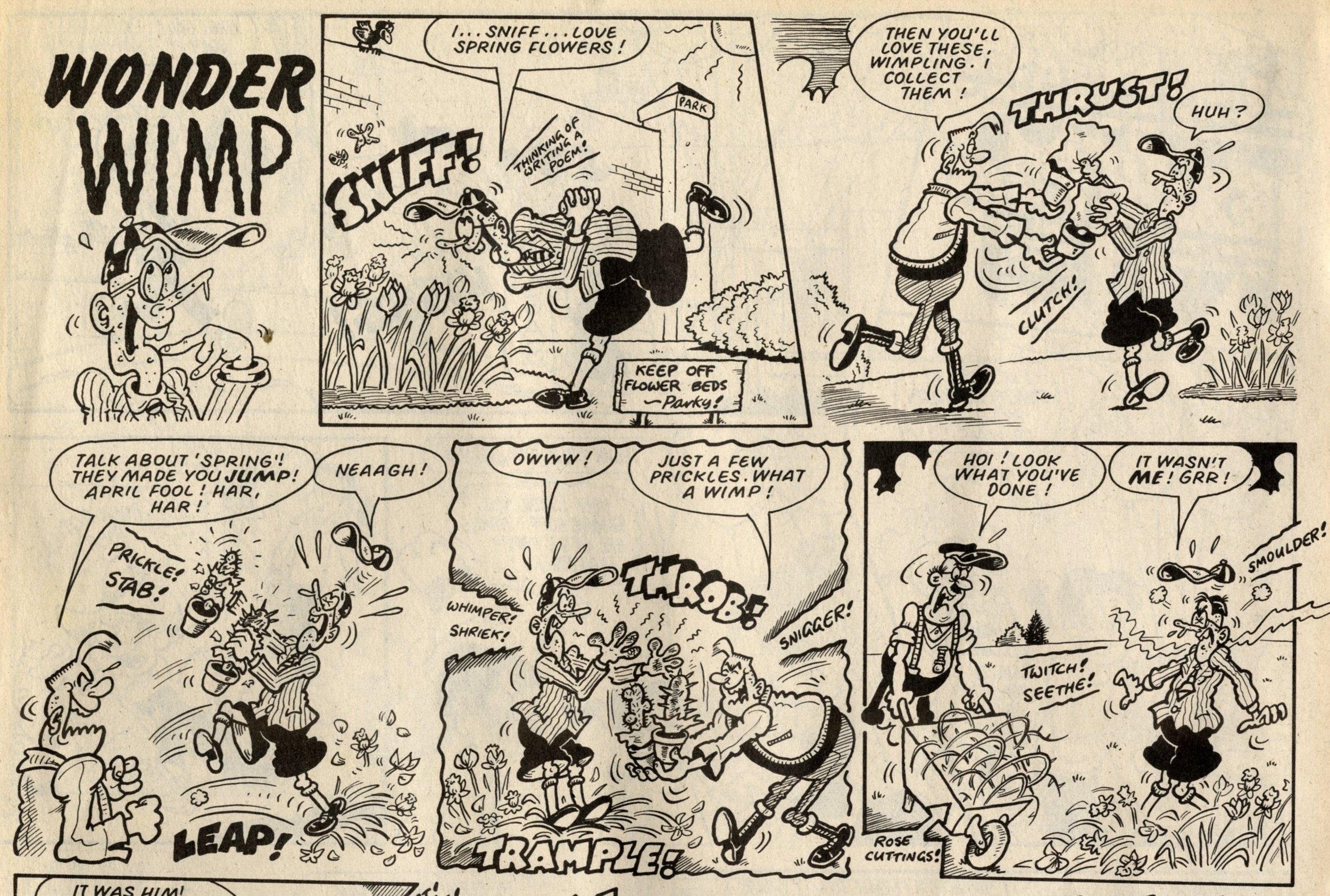 Wonder Wimp: Nigel Edwards (artist)