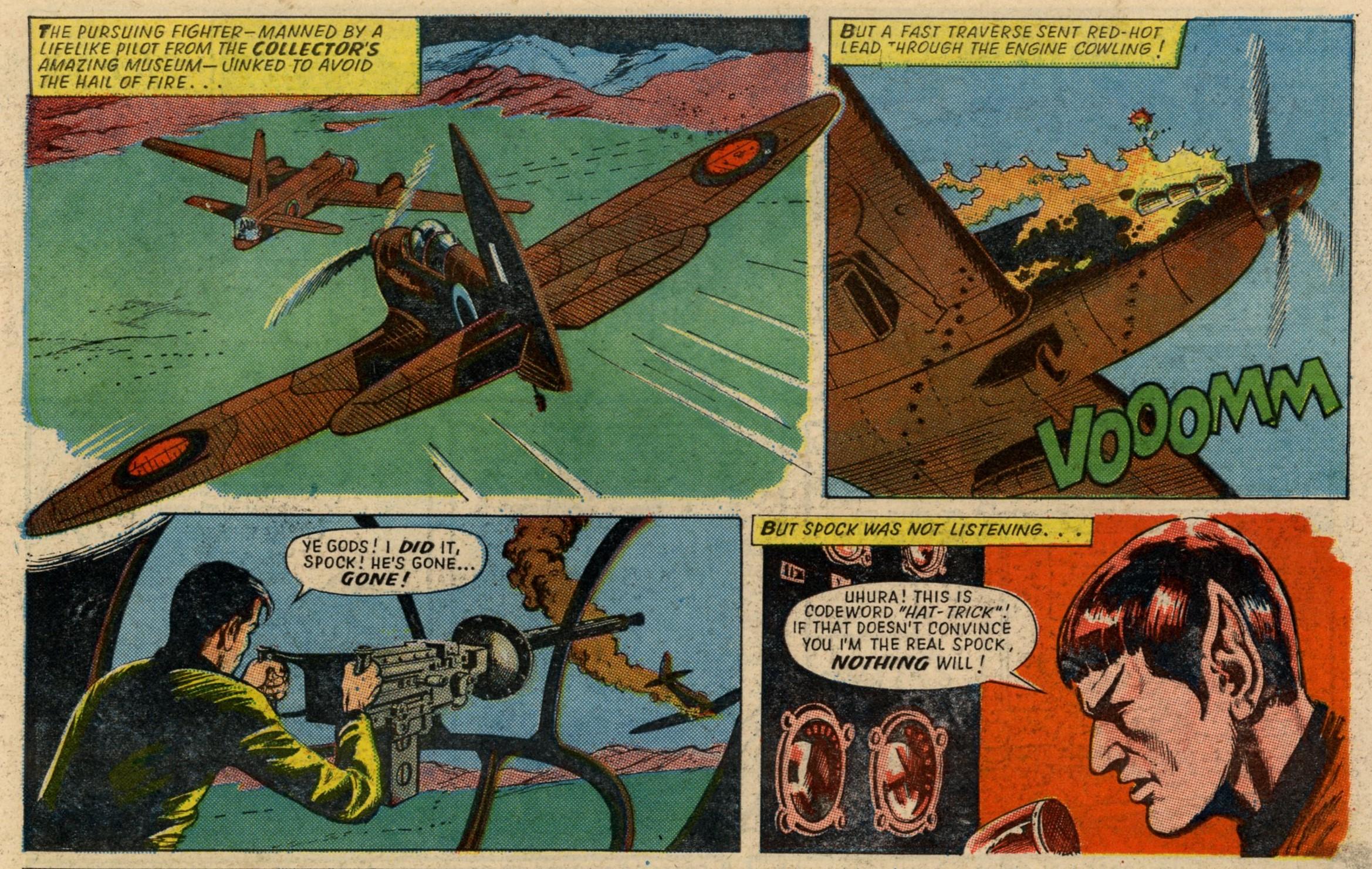 Star Trek: Angus Allan (writer), John Stokes (artist)