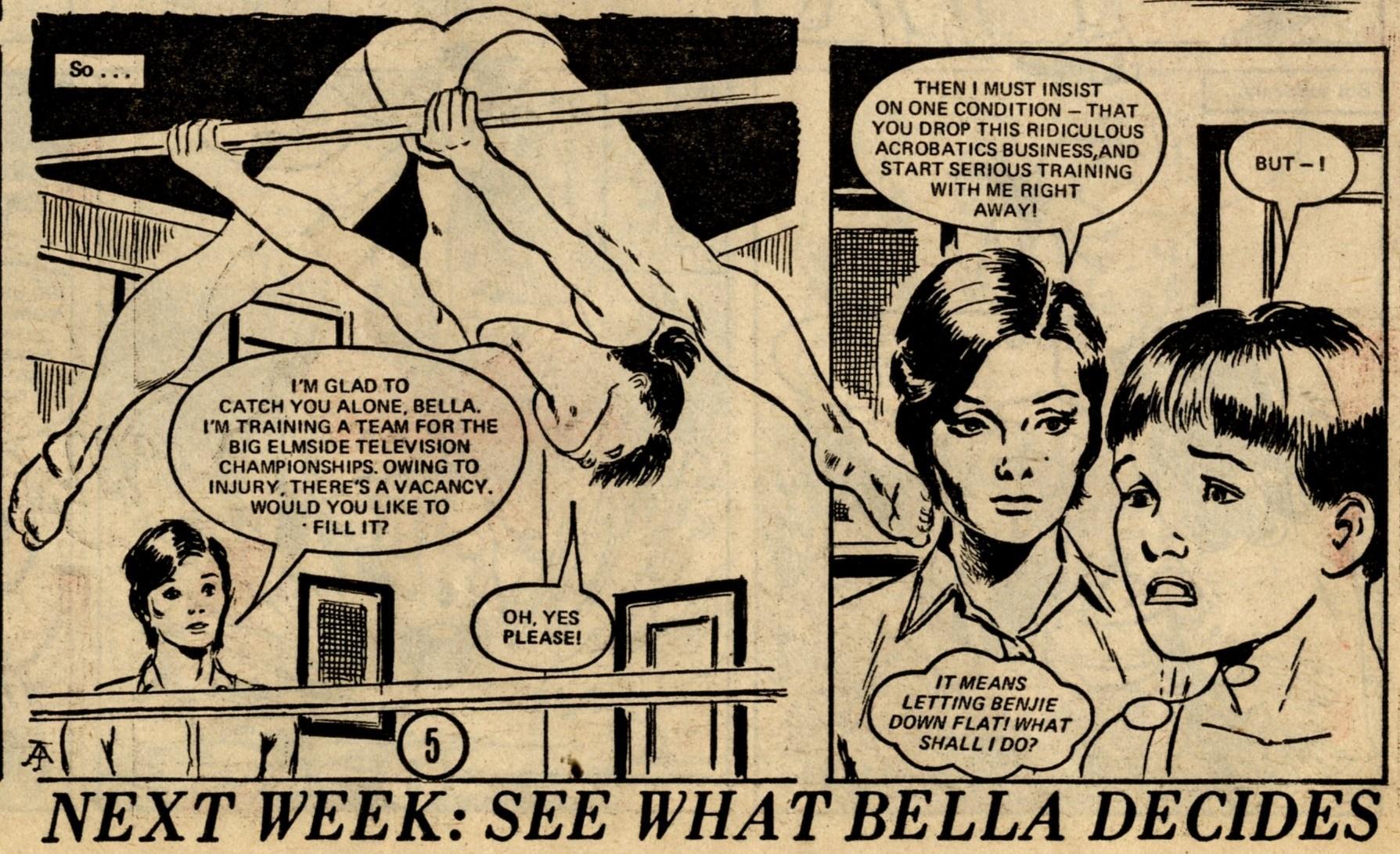 Bella: Primrose Cumming (writer), John Armstrong (artist)