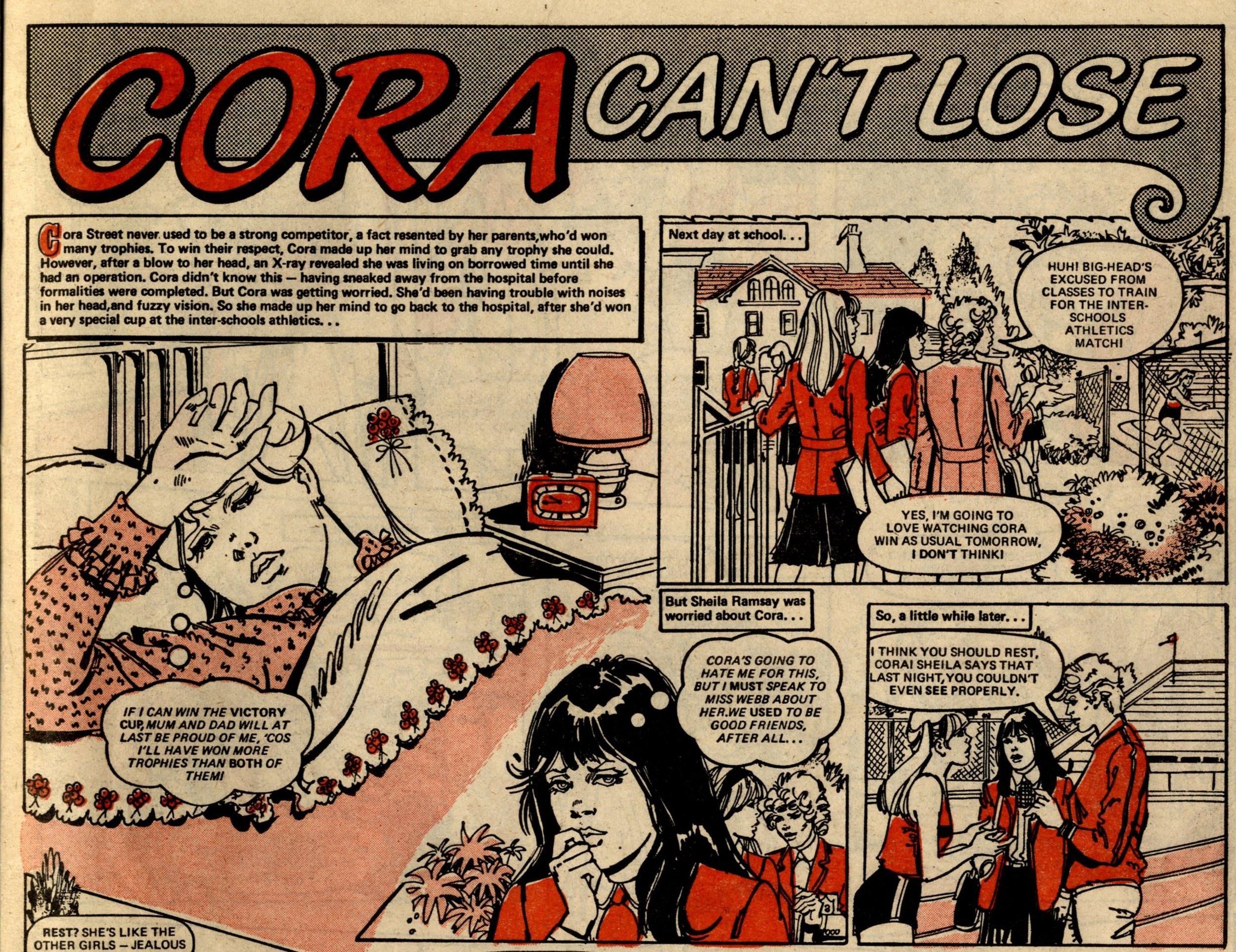 Cora Can't Lose: Juliana Buch (artist)